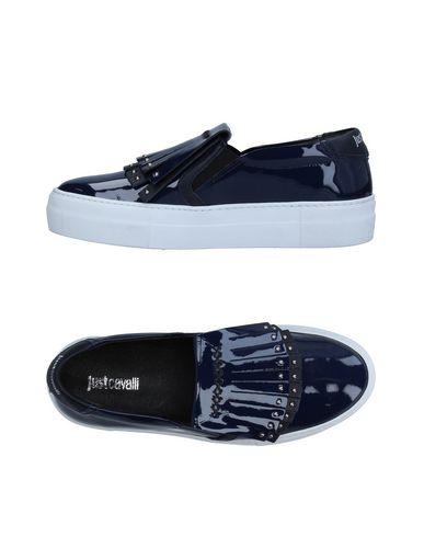 Los últimos zapatos de hombre y mujer Zapatillas Just Cavalli Mujer - Zapatillas Just Cavalli - 11341127LT Azul oscuro
