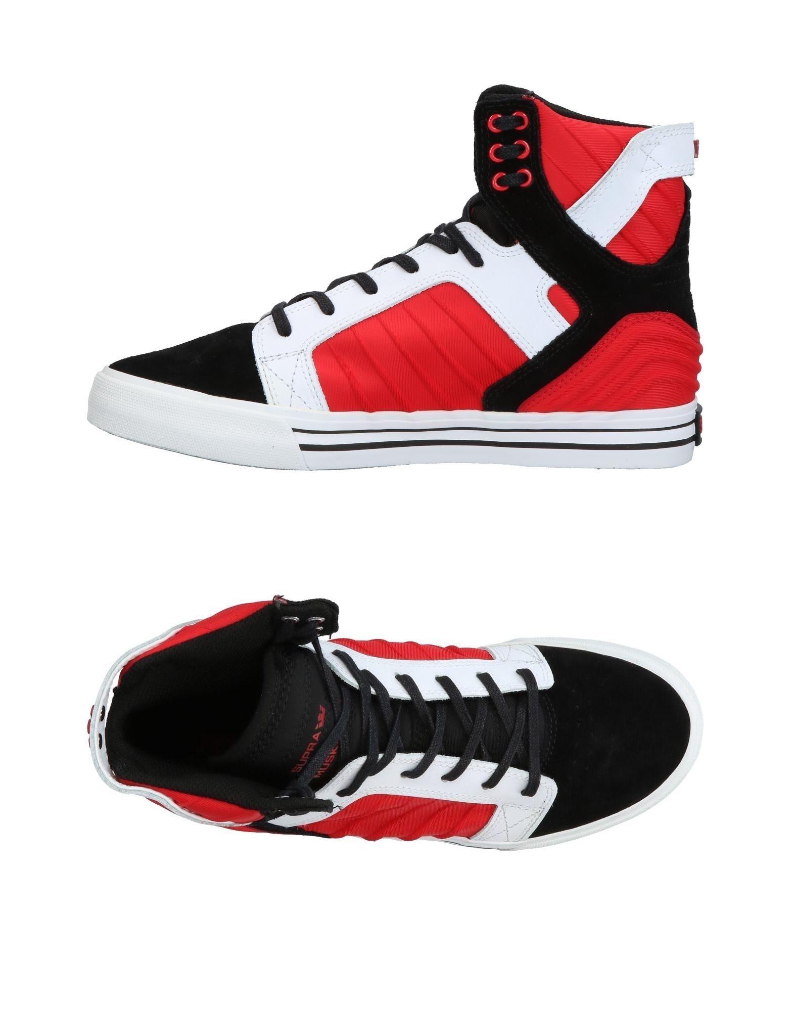 Supra Sneakers Herren  Schuhe 11341128KV Heiße Schuhe  47fb2b