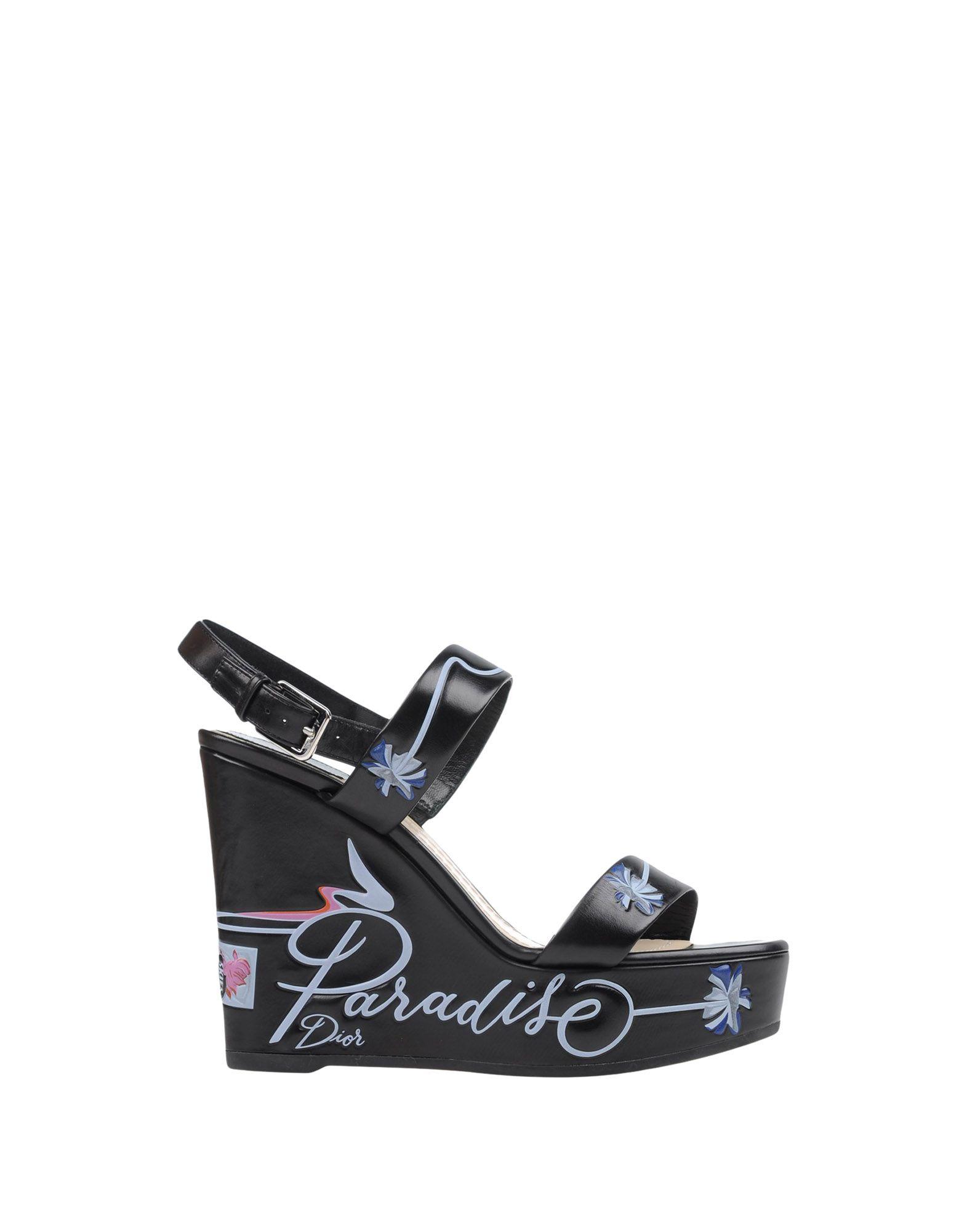 Dior Sandalen Damen    11341137NL Heiße Schuhe bb3d97