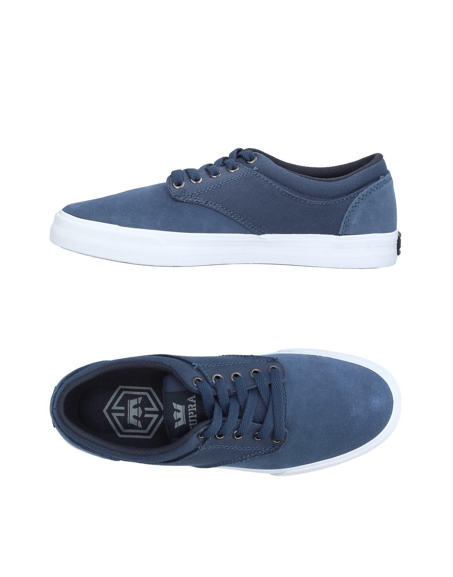 Rabatt echte Schuhe Supra Sneakers Herren  11341145LI