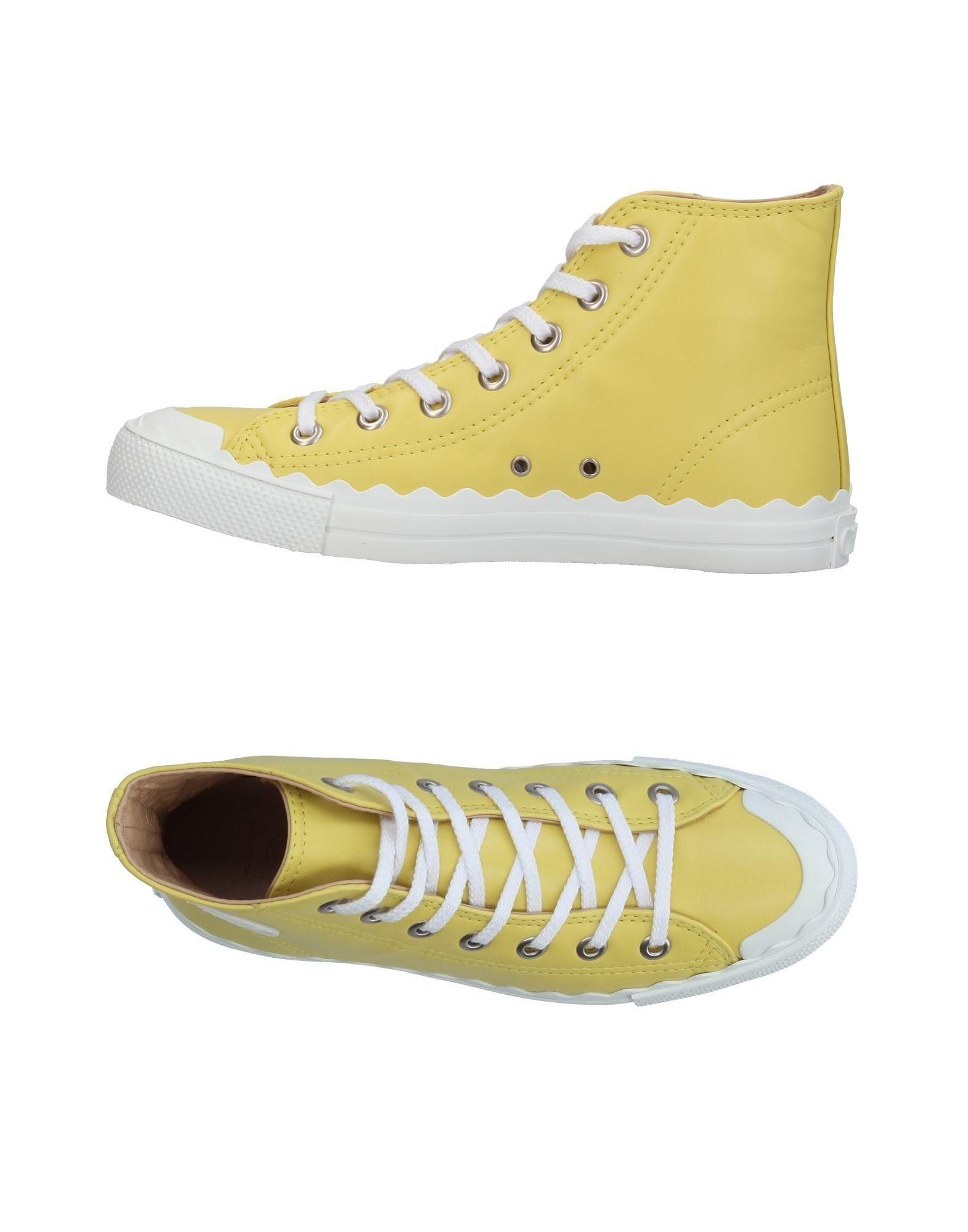 Chloé Sneakers Damen  11341161XMGut aussehende strapazierfähige Schuhe