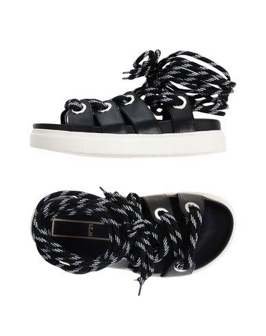 Los zapatos más populares para hombres y mujeres Sandalia Jil Sander Navy Mujer - Sandalias Jil Sander Navy - 11424299JM Verde claro