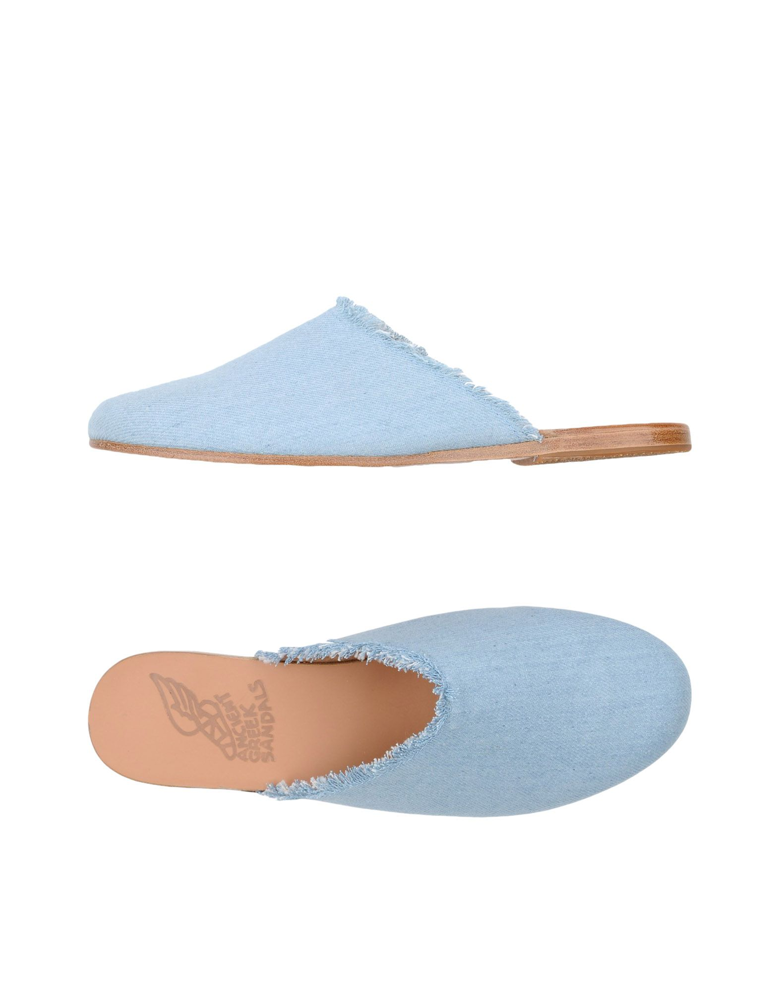 Ancient Greek Sandals Pantoletten Damen   11341219BC  Damen aa73ca