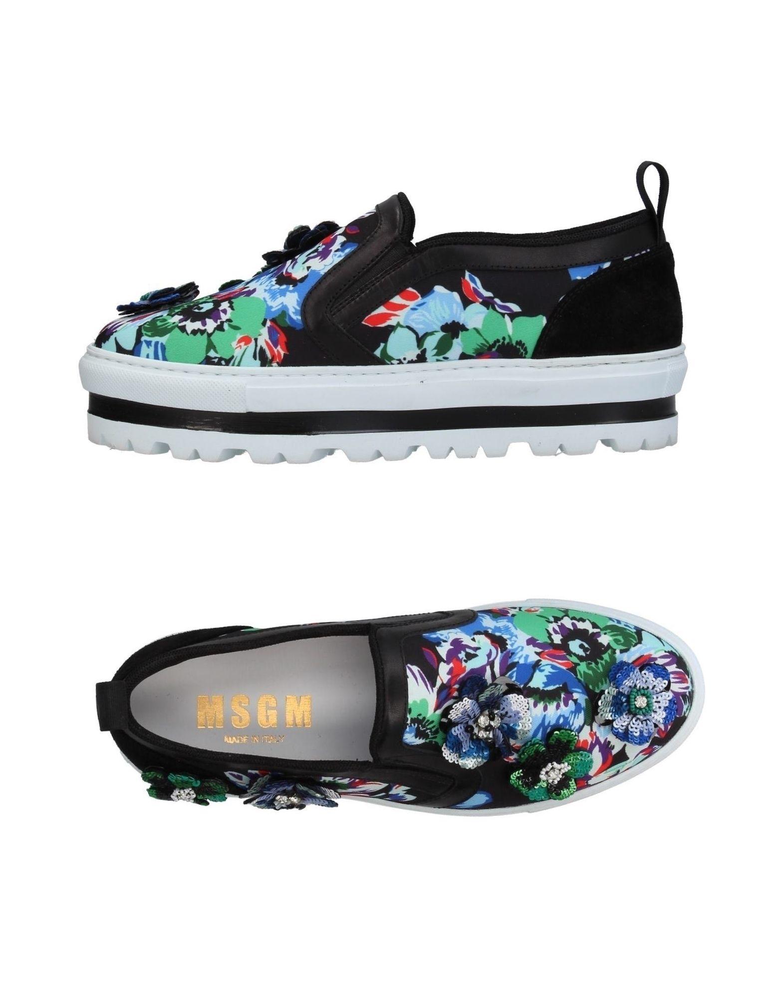 Rabatt Schuhe Msgm Sneakers Damen  11341226TQ