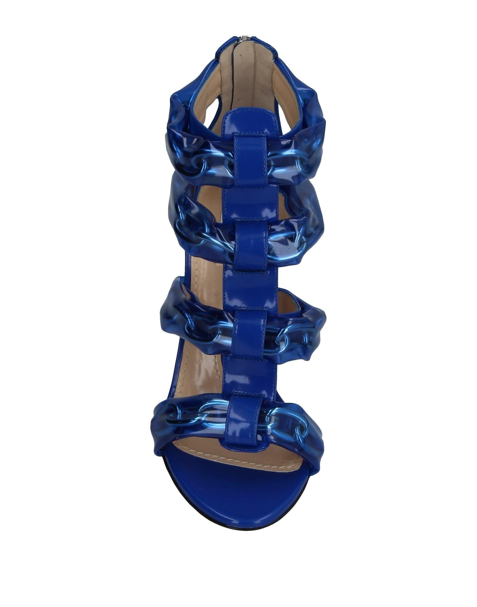 Stilvolle billige Schuhe Moschino Sandalen Damen  11341288TJ