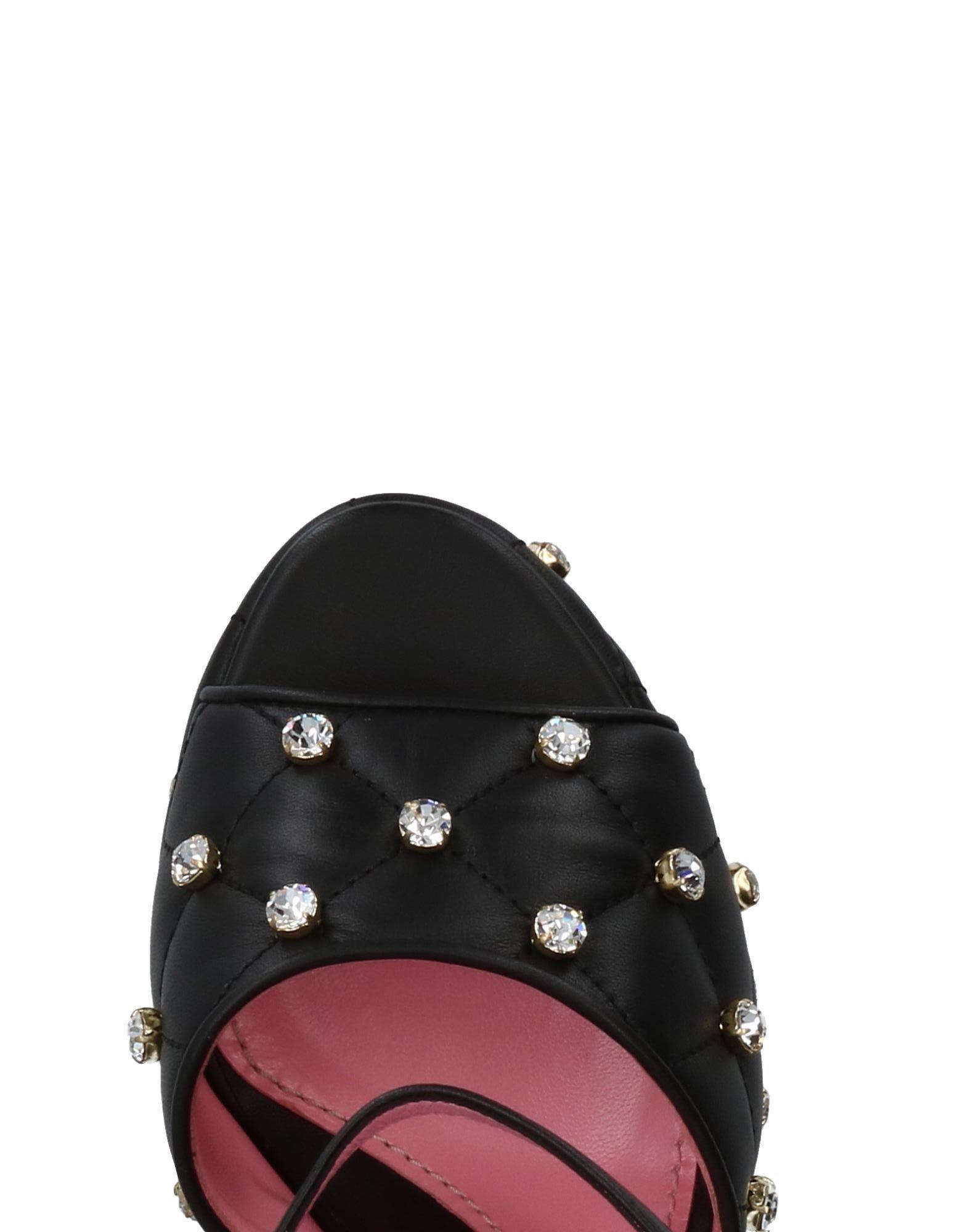 Haltbare Mode billige Schuhe Moschino Sandalen Damen  11341294II Heiße Schuhe