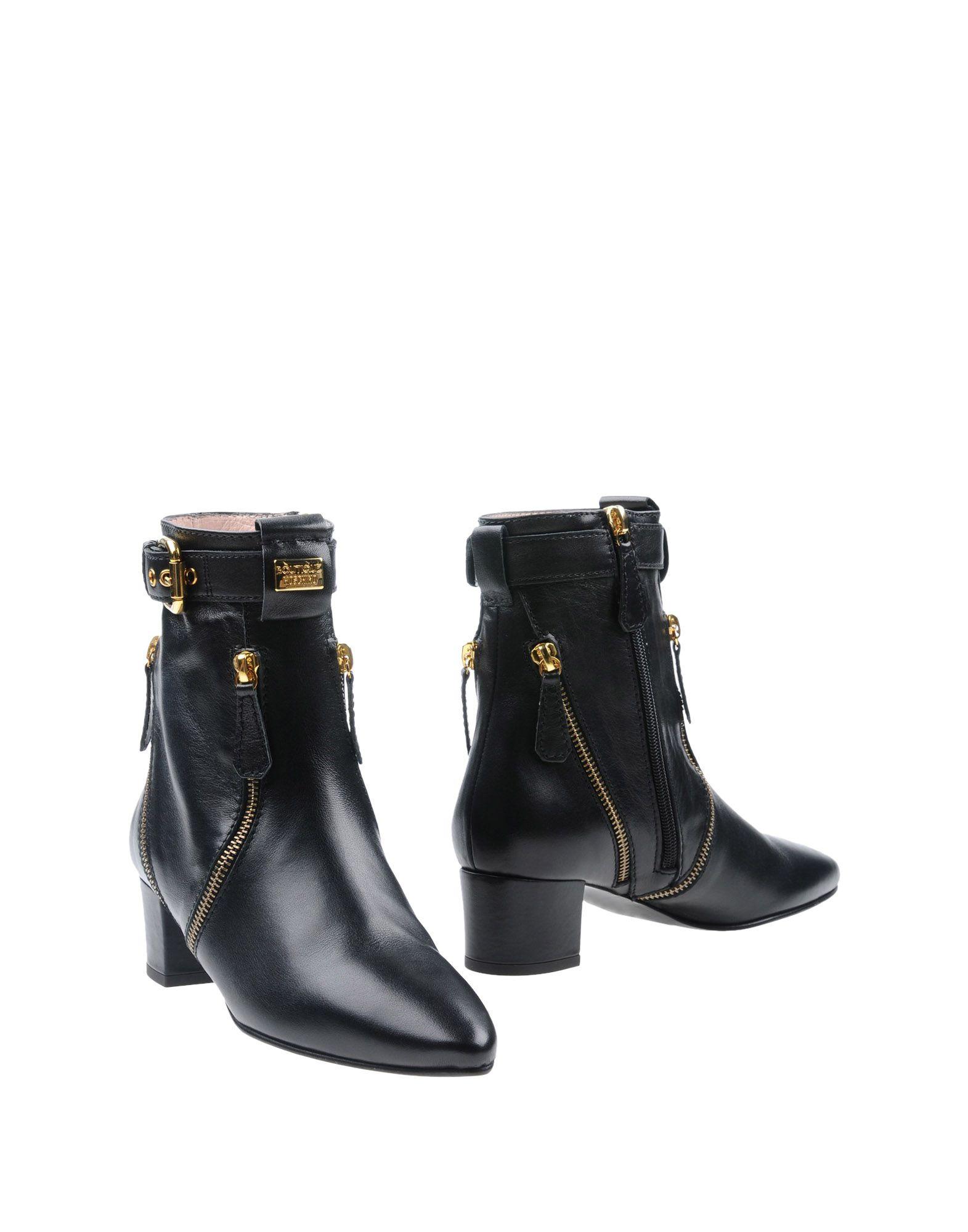 Stivaletti Boutique Moschino Donna - Acquista online su