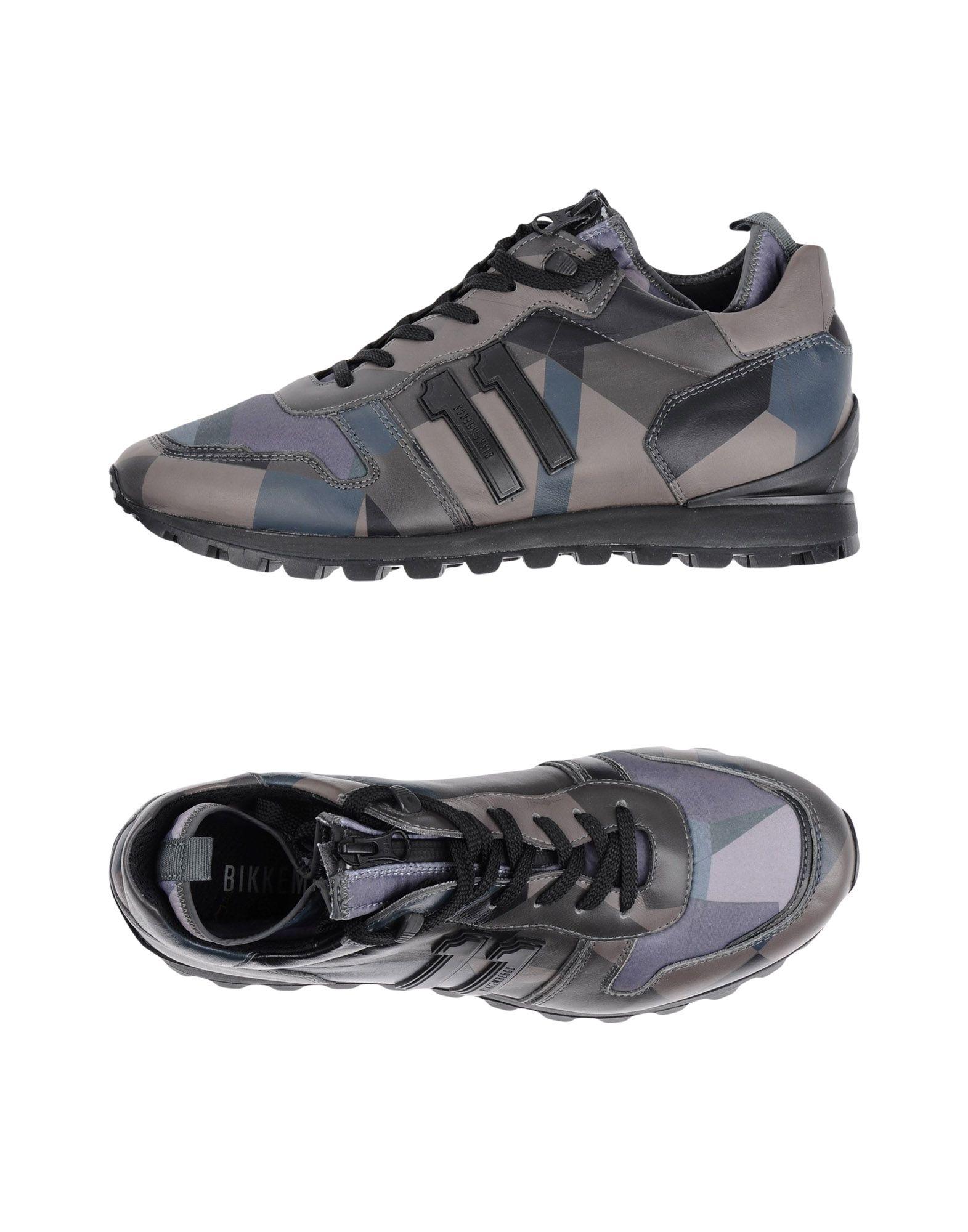 Haltbare Mode billige Schuhe Bikkembergs Sneakers Herren  11341340XM Heiße Schuhe