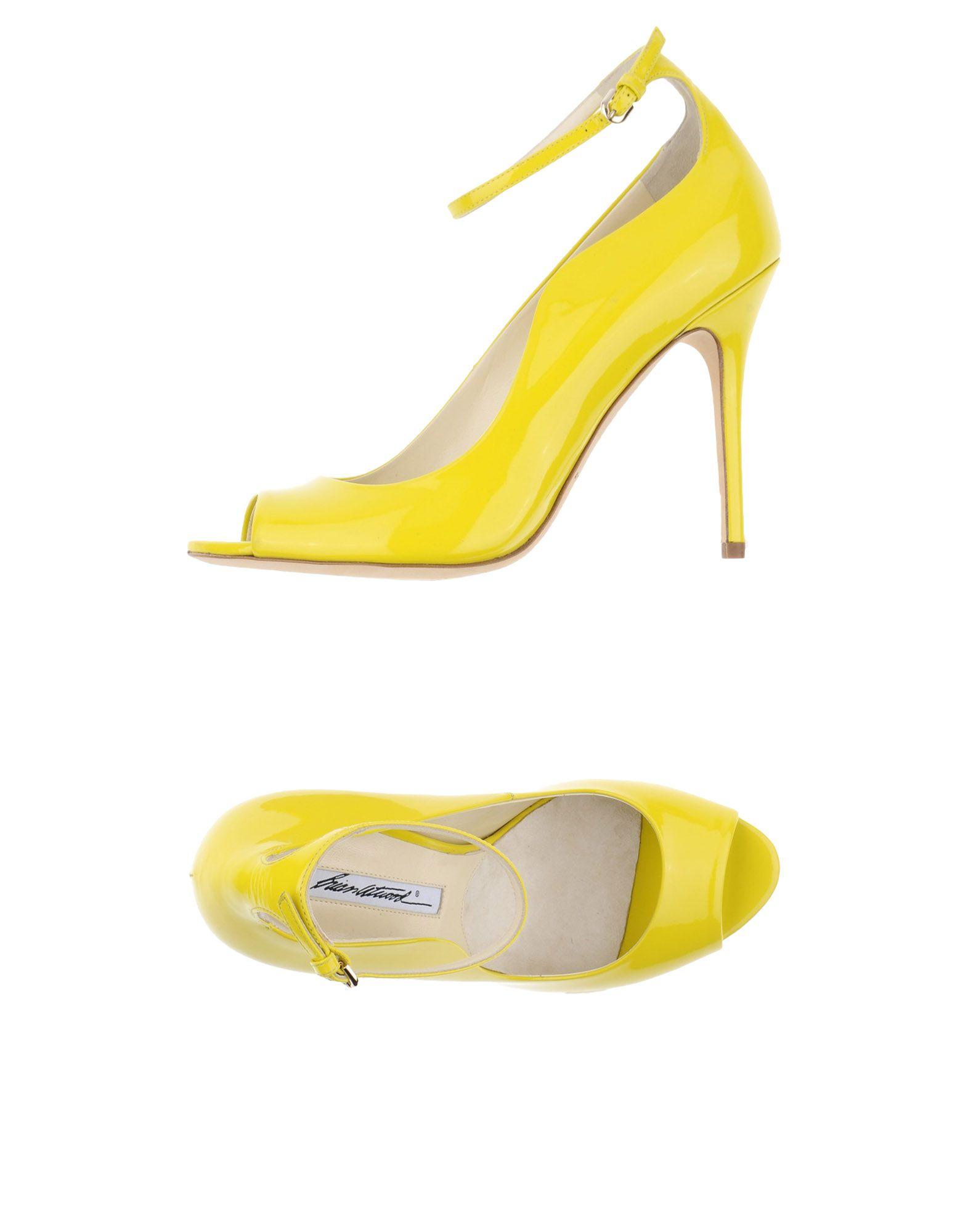 Stilvolle billige Schuhe Brian Atwood Pumps Damen  11341386UE