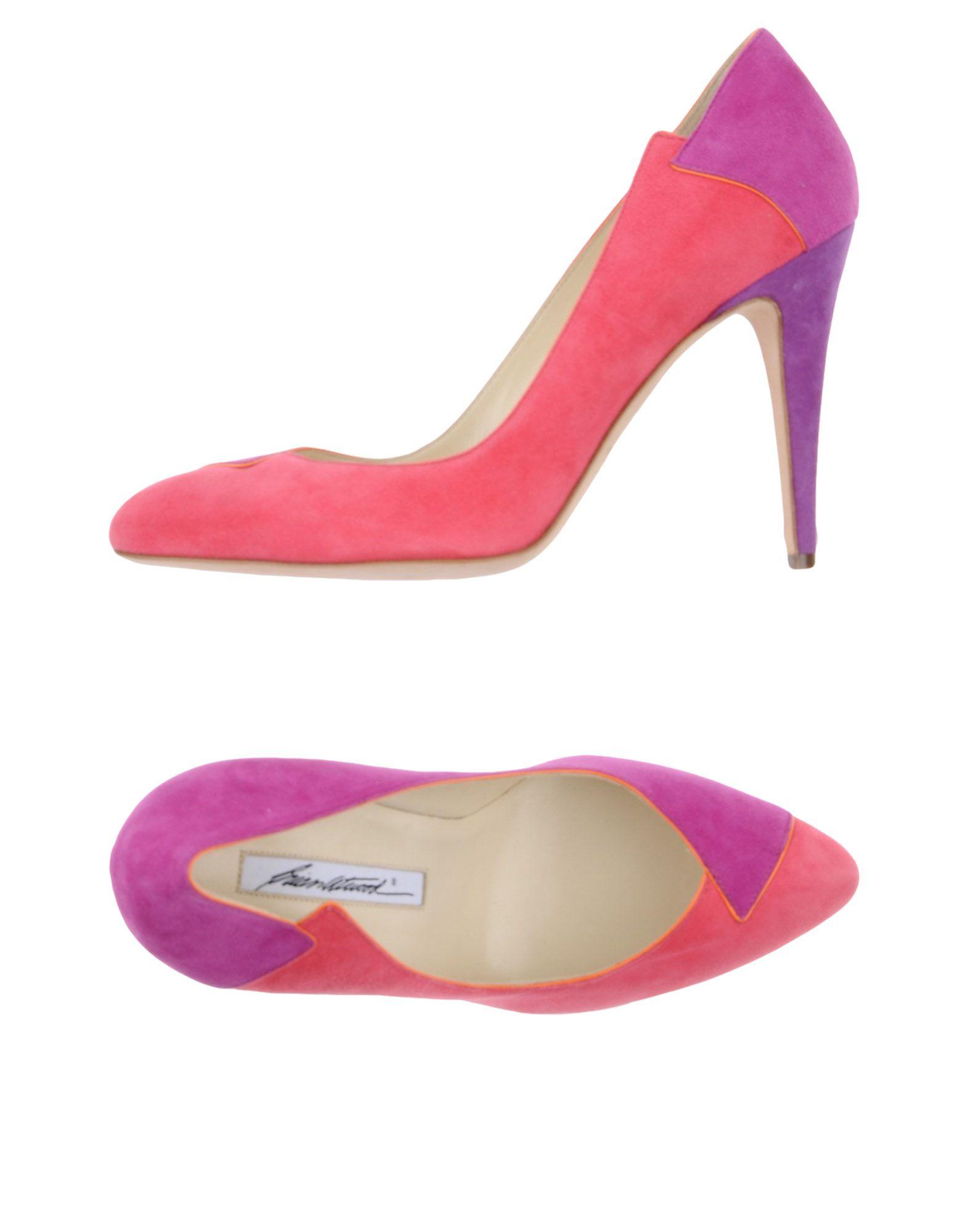 Brian Atwood aussehende Pumps Damen  11341460UBGut aussehende Atwood strapazierfähige Schuhe 0abbaf