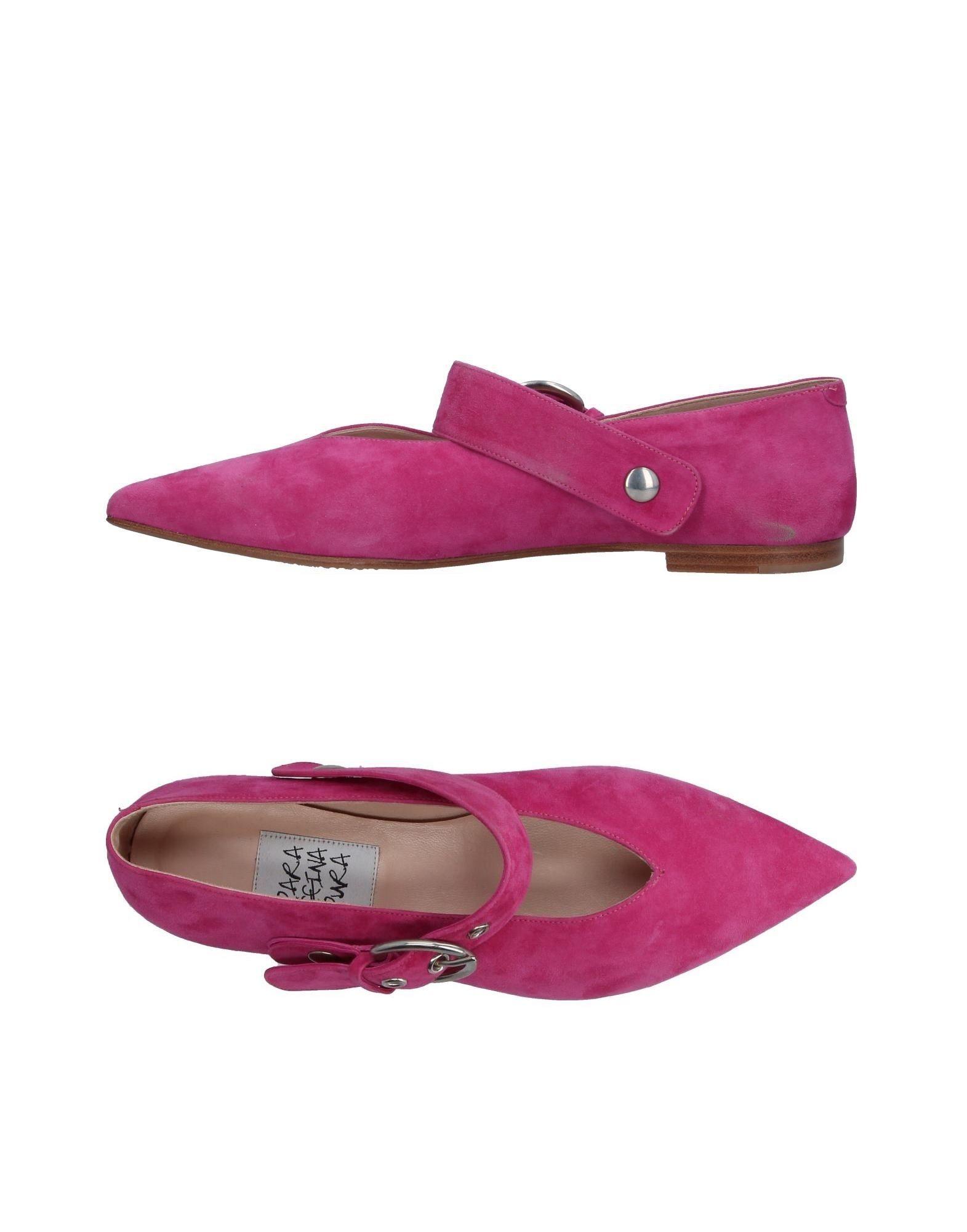 Stilvolle billige Schuhe Paraffina Pura Ballerinas Damen  11341464OA