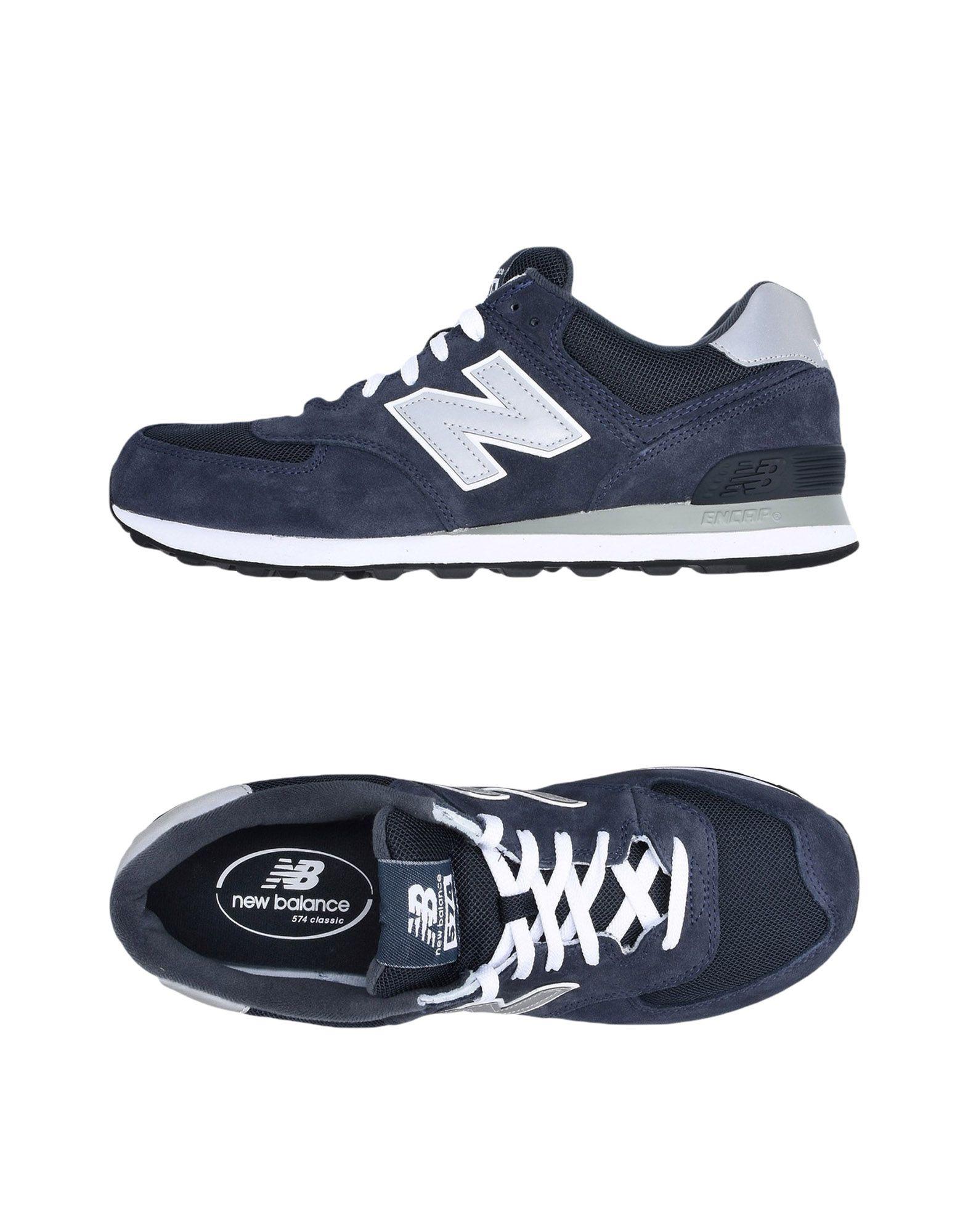 site réputé 90577 a49a5 New Balance 574 Core Carryover - Sneakers - Men New Balance ...