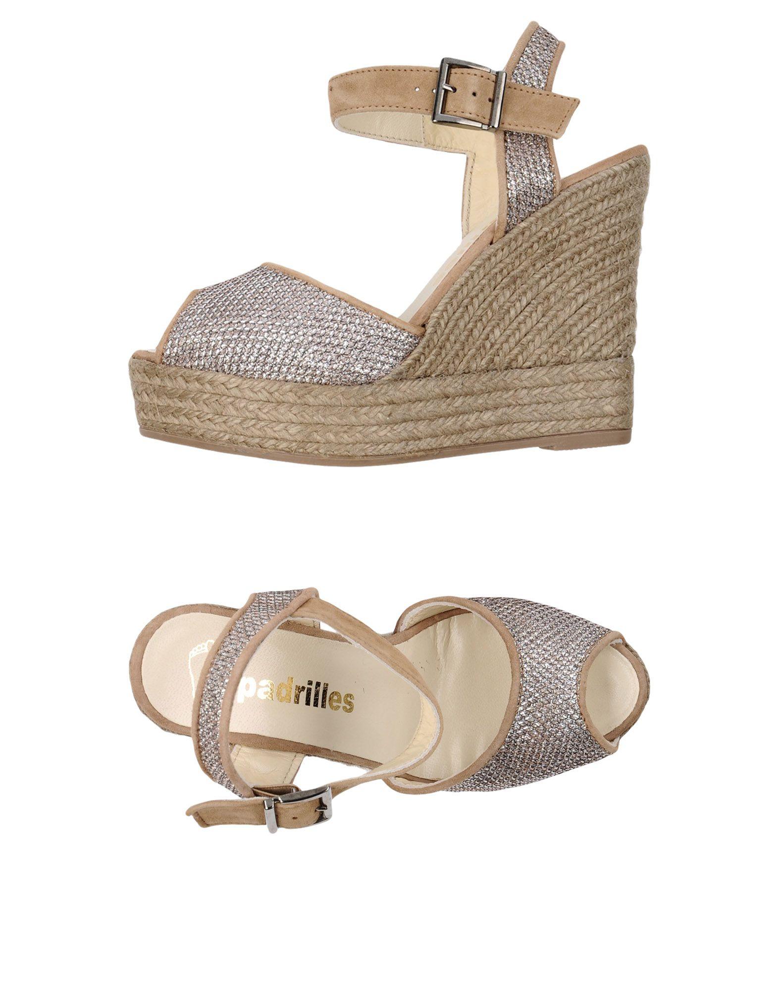 Espadrilles Sandalen beliebte Damen 11341504DJ Gute Qualität beliebte Sandalen Schuhe 93b26b