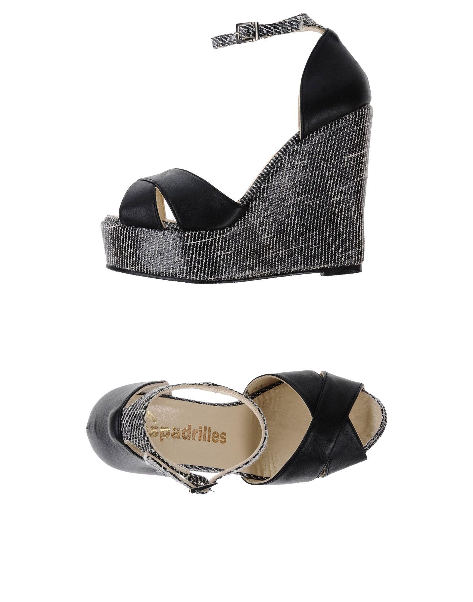 Espadrilles Espadrilles Espadrilles Sandalen Damen  11341512AE Heiße Schuhe 561faa