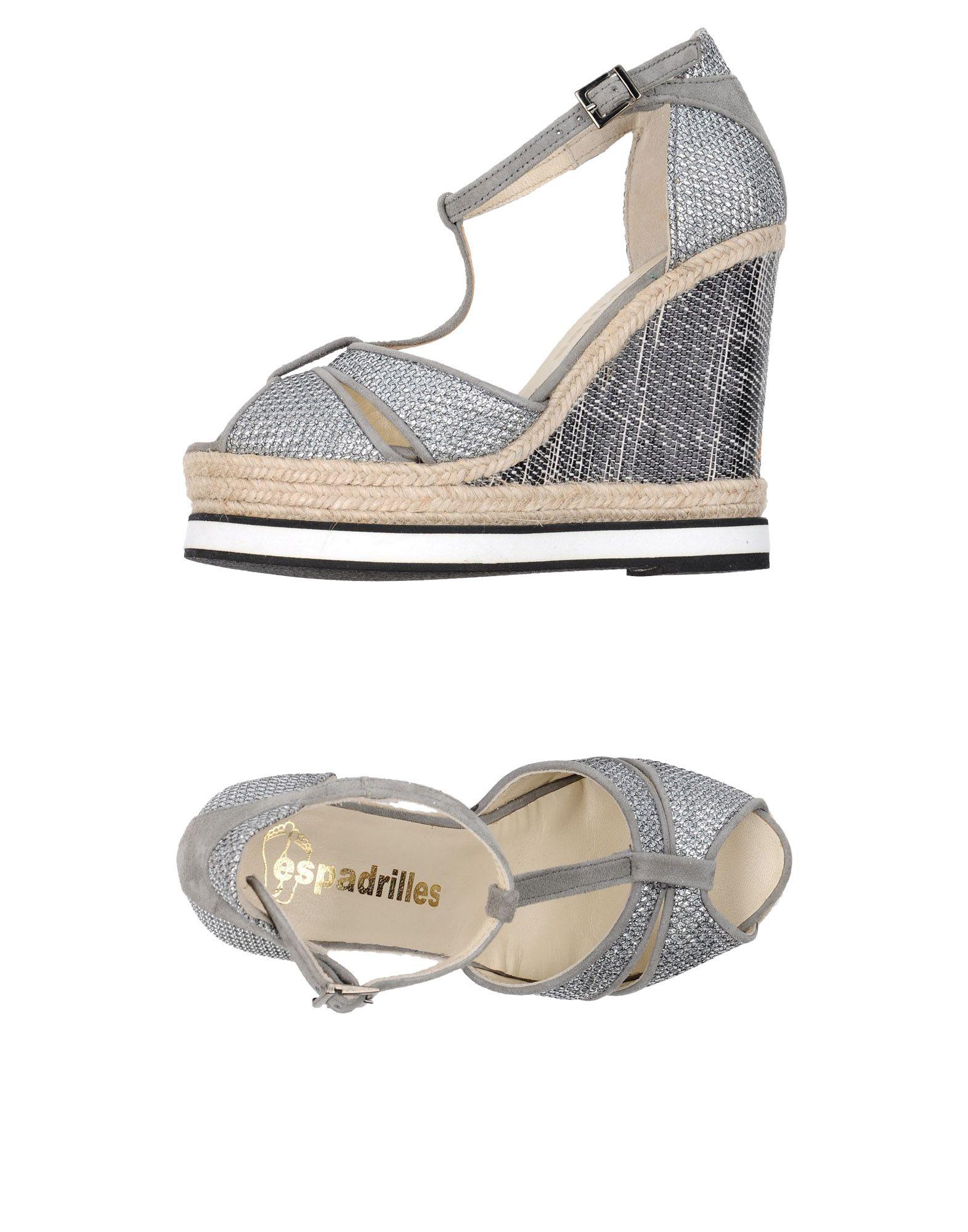 Espadrilles Sandalen Damen  11341527RF Gute Qualität beliebte Schuhe