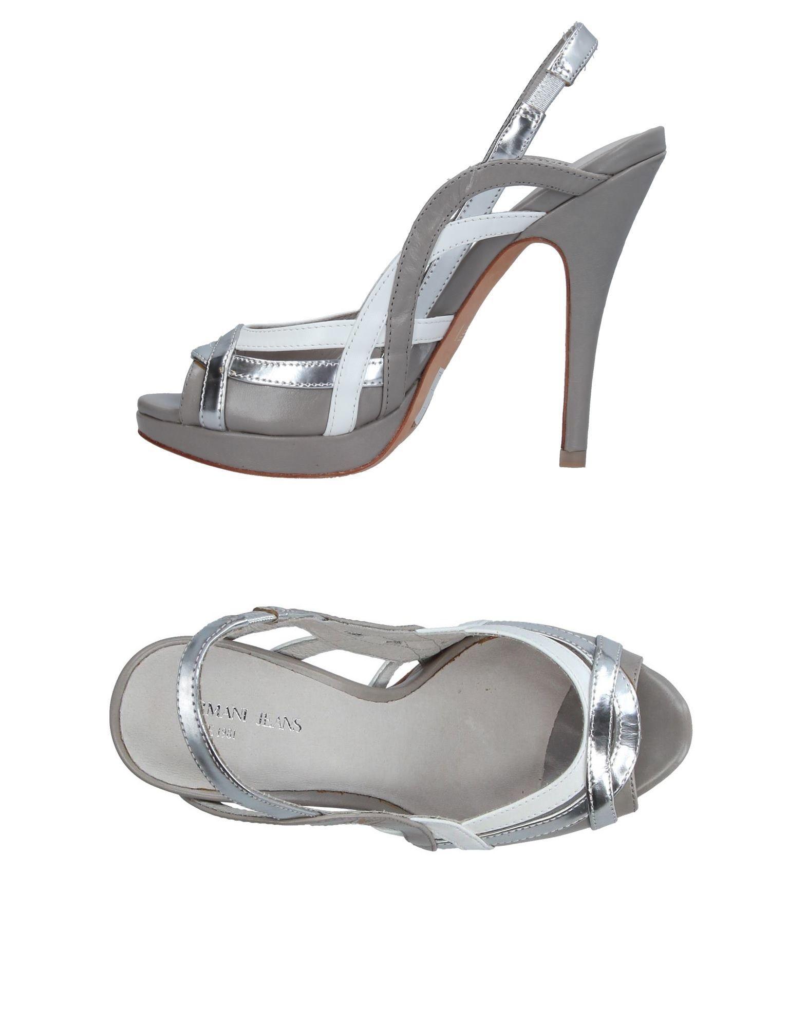 Sandales Armani Jeans Femme - Sandales Armani Jeans sur