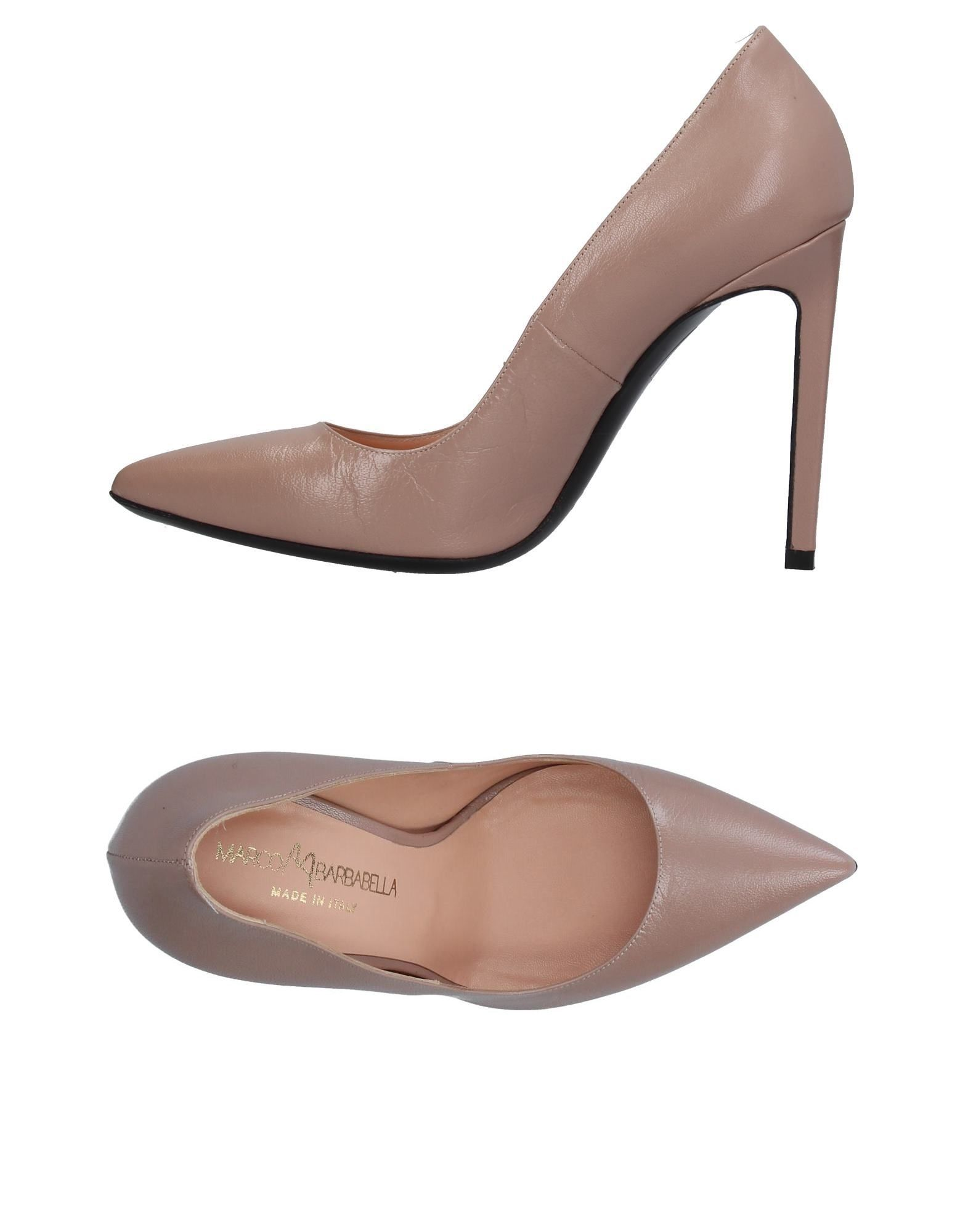 Stilvolle billige Schuhe Marco Barbabella Pumps Damen  11341646KS