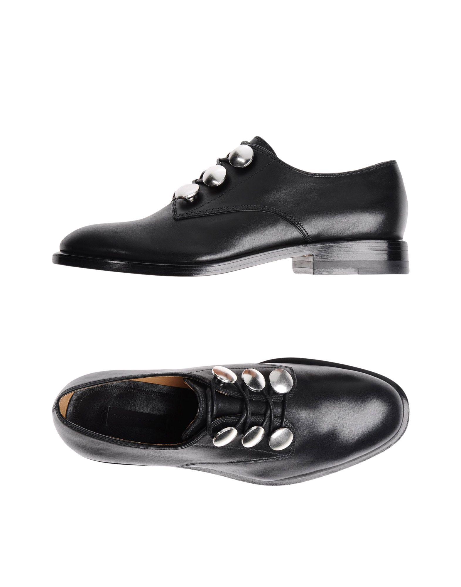 Alexander Wang Schnürschuhe aussehende Damen  11341657SVGünstige gut aussehende Schnürschuhe Schuhe 2901e3