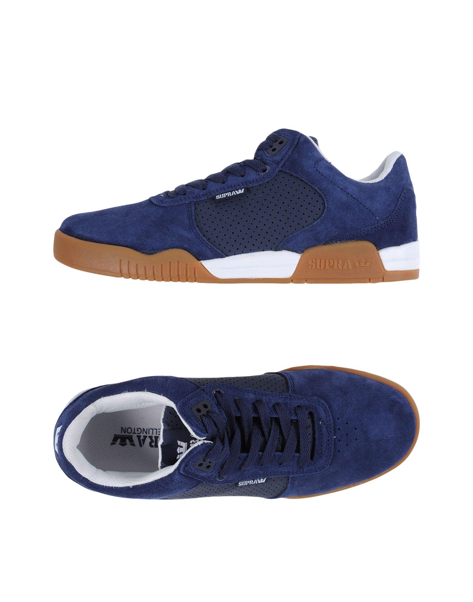 Rabatt Schuhe echte Schuhe Rabatt Supra Sneakers Herren  11341705UH 378a22