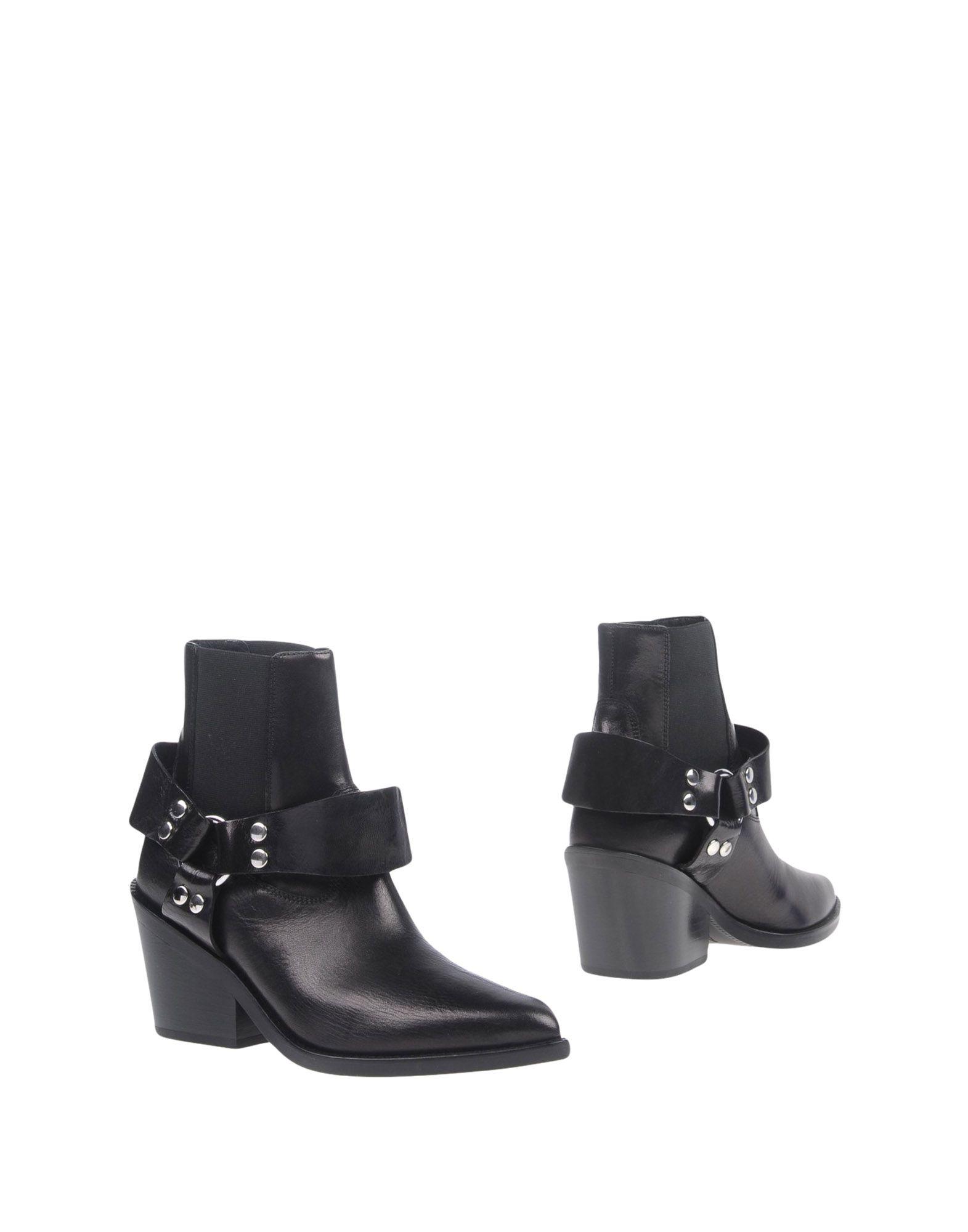 Rabatt Schuhe Mm6 Maison Margiela Chelsea Boots Damen  11341735JC