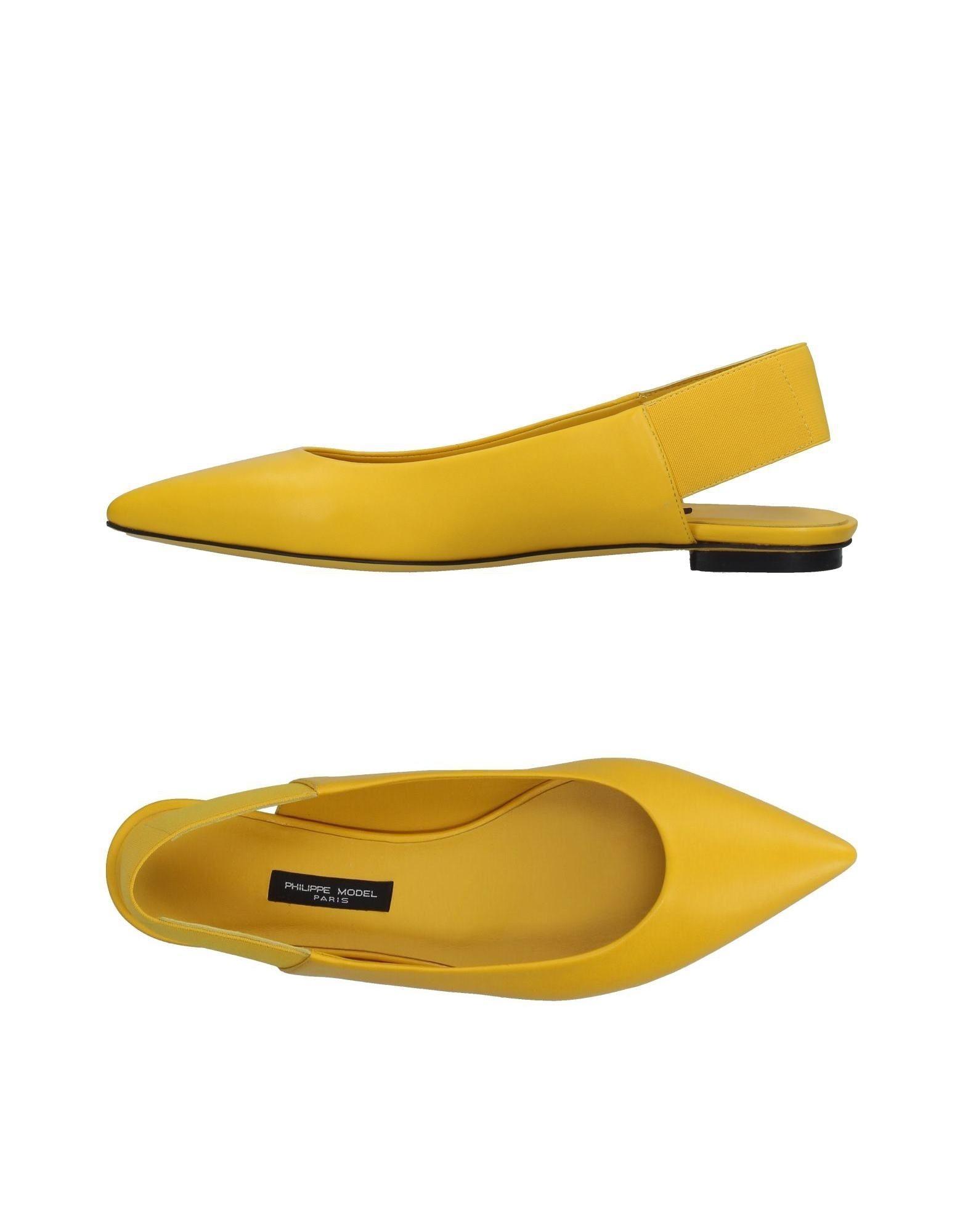 Philippe Model Ballerinas Damen  11341808SH Neue Schuhe