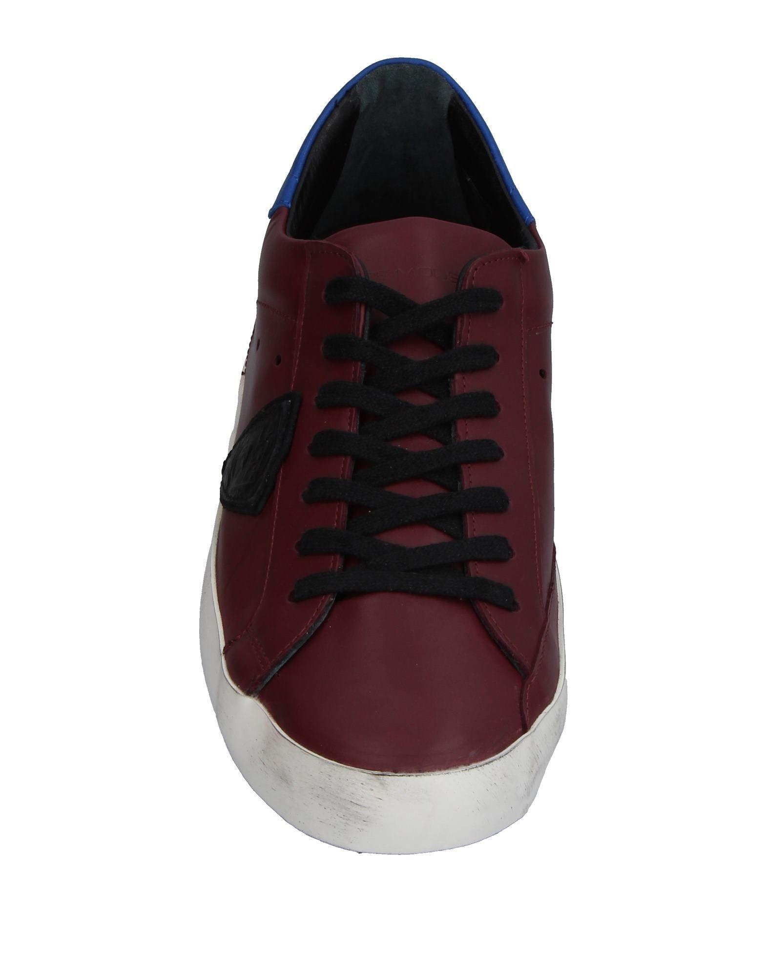 Philippe Model 11341829IV Sneakers Herren  11341829IV Model Neue Schuhe f10954