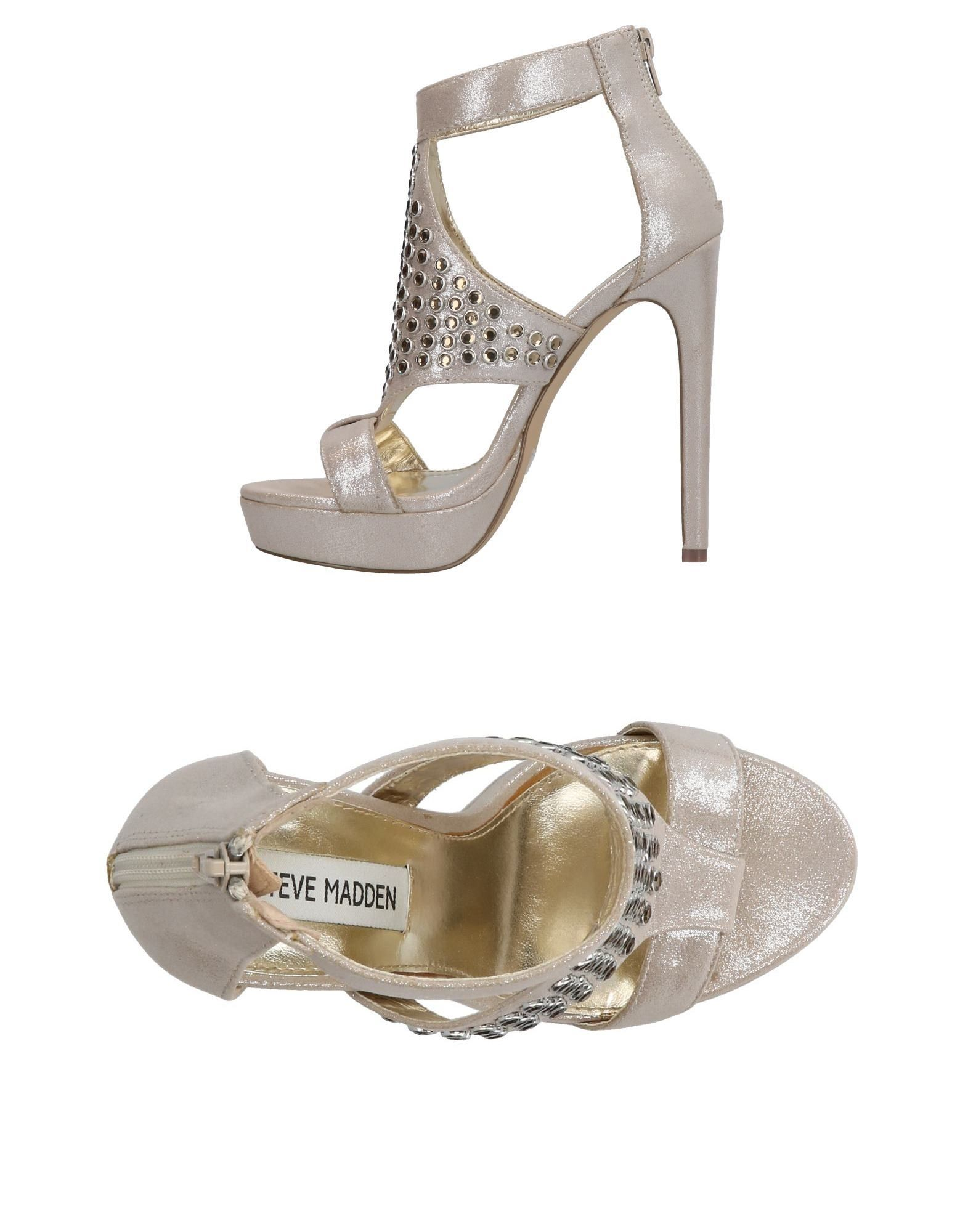 Gut um billige Damen Schuhe zu tragenSteve Madden Sandalen Damen billige  11341868AB be389a
