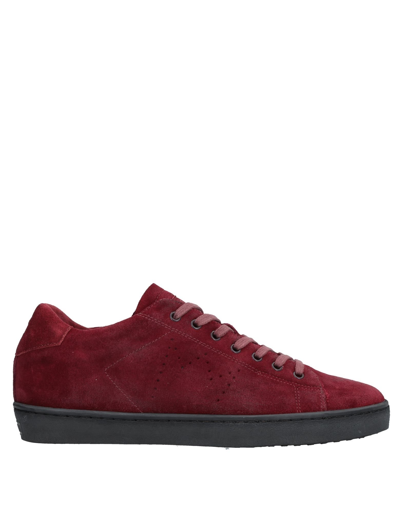 Sneakers Leather Crown Uomo - 11342098WD
