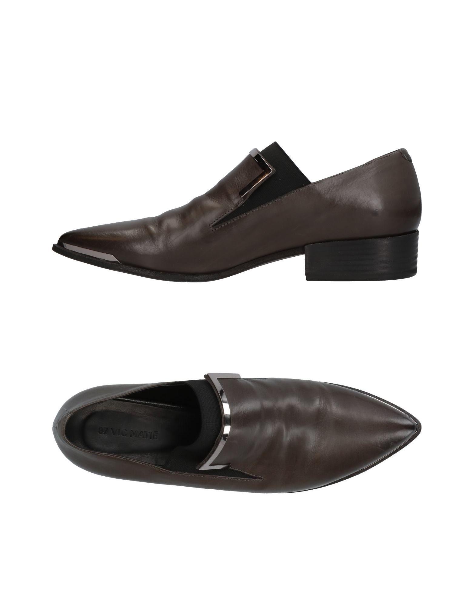 87 Vic Matiē Mokassins Damen  11342160JU Gute Qualität beliebte Schuhe