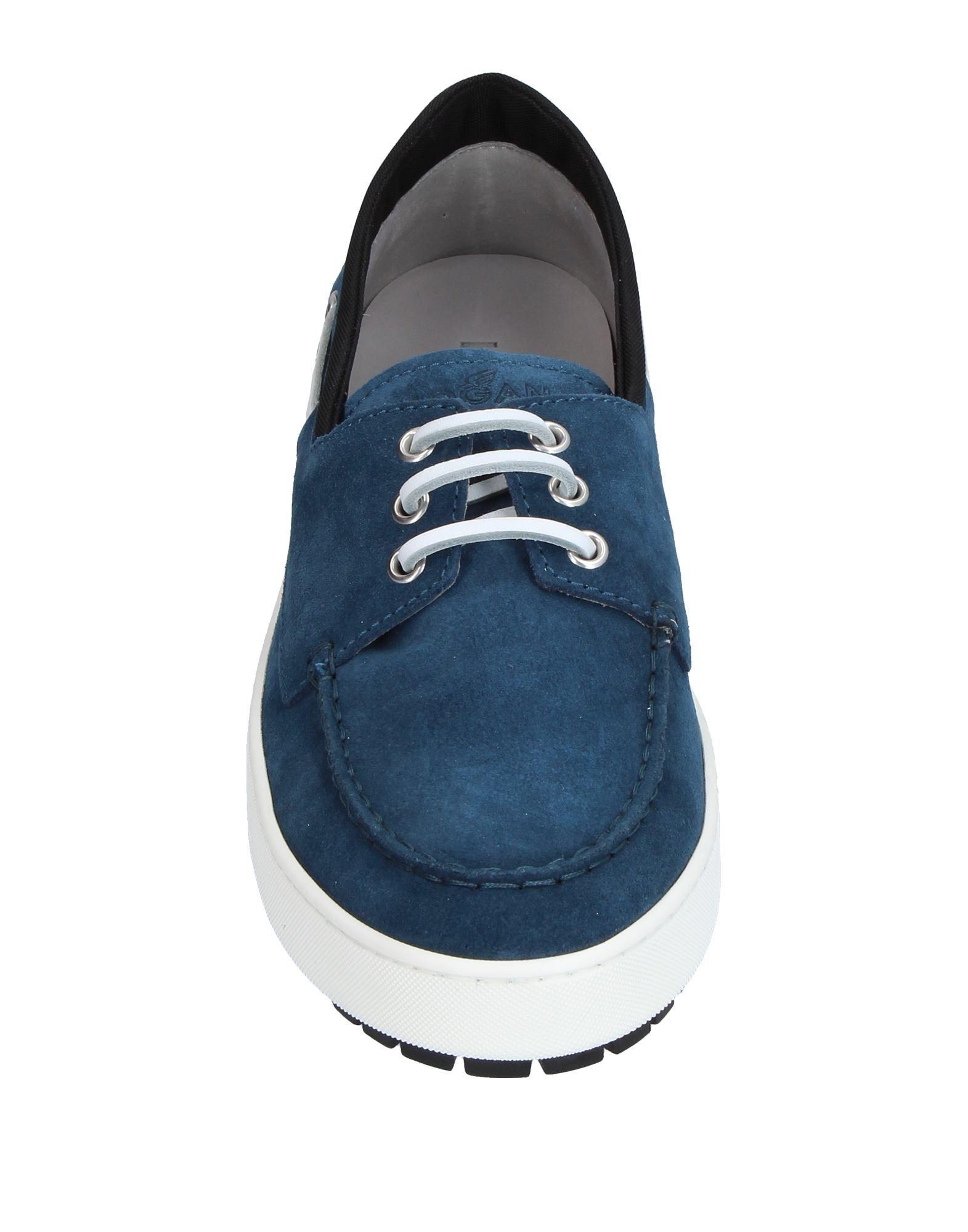 Günstige und modische Schuhe Hogan Mokassins Herren  11342185VG