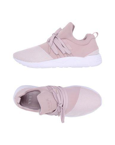 Arkk Lacer Chaussures De Sport - Rose Et Violet qPcd3MAg