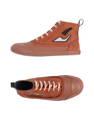 Zapatos con descuento - Zapatillas Lanvin Hombre - Zapatillas Lanvin - descuento 11342248AD Marrón b86193