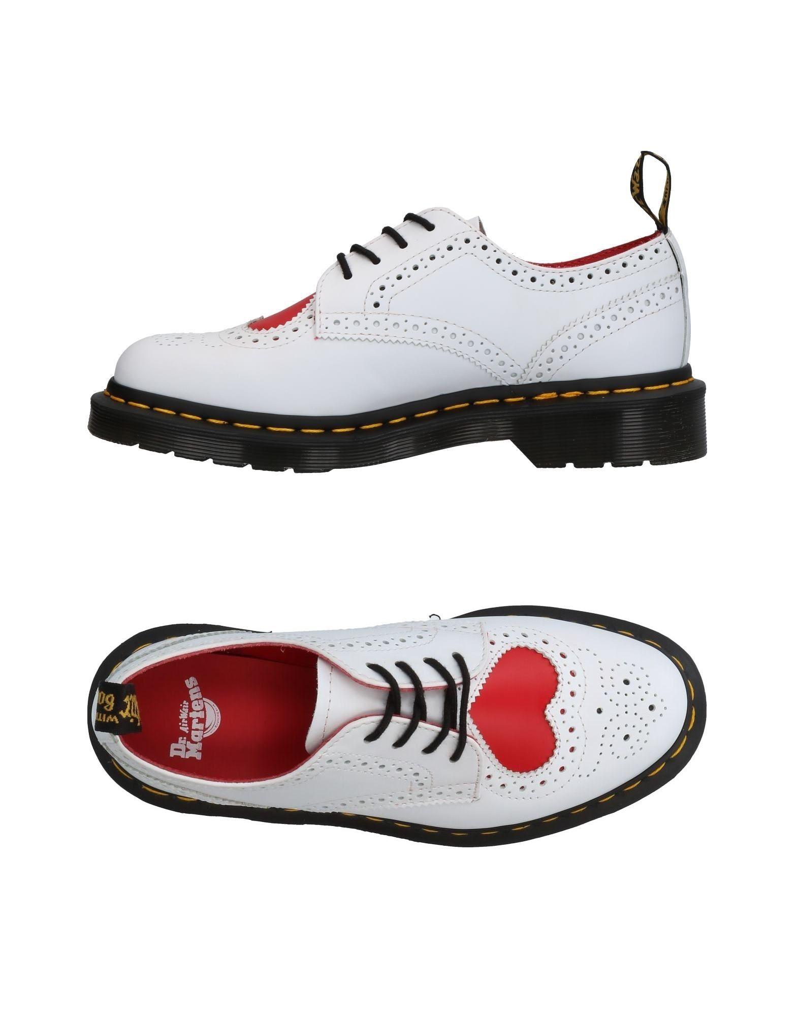 Gut um billige Schuhe zu tragenDr. Martens Schnürschuhe Damen 11342397LK