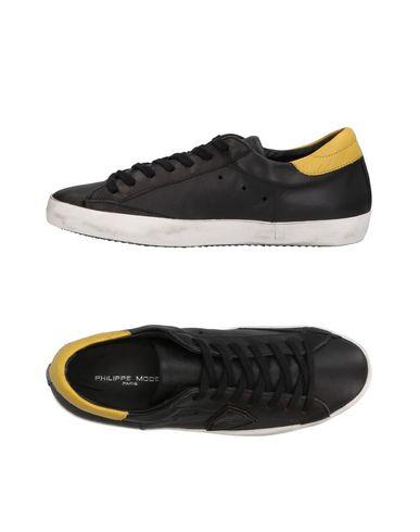 Zapatos con descuento Zapatillas Philippe Model Model Hombre - Zapatillas Philippe Model Model - 11342405OC Negro 571c2e