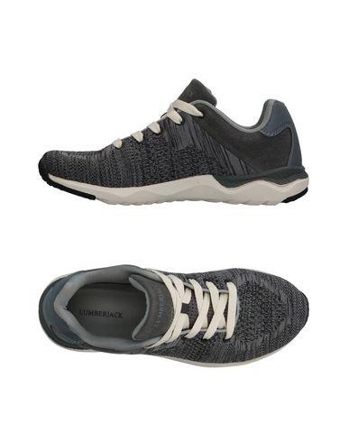 Zapatos con descuento Zapatillas Lumberjack Lumberjack Hombre - Zapatillas Lumberjack Zapatillas - 11342459IJ Verde militar ab96b3