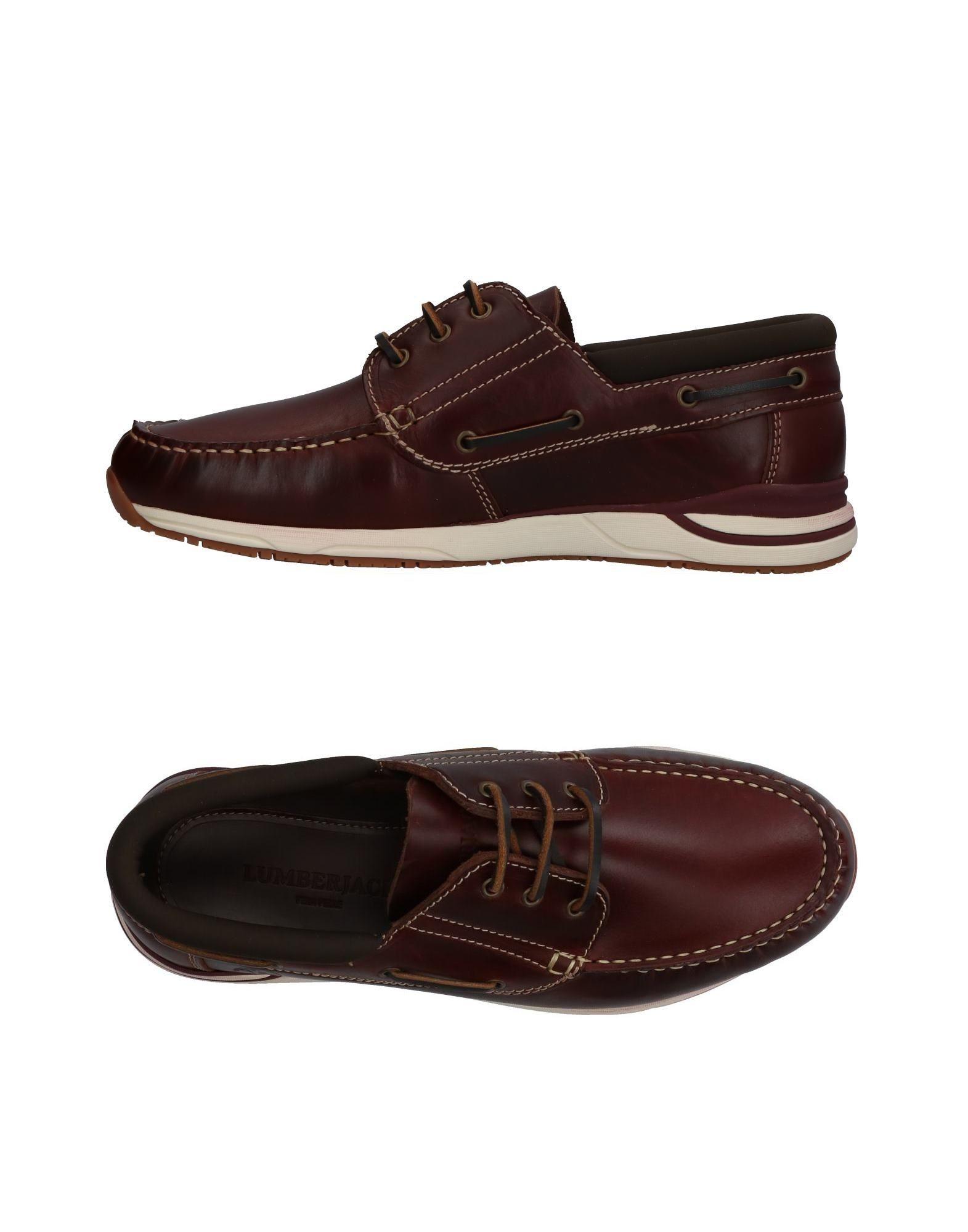 Rabatt echte Schuhe Herren Lumberjack Mokassins Herren Schuhe  11342488RR 3b95ab