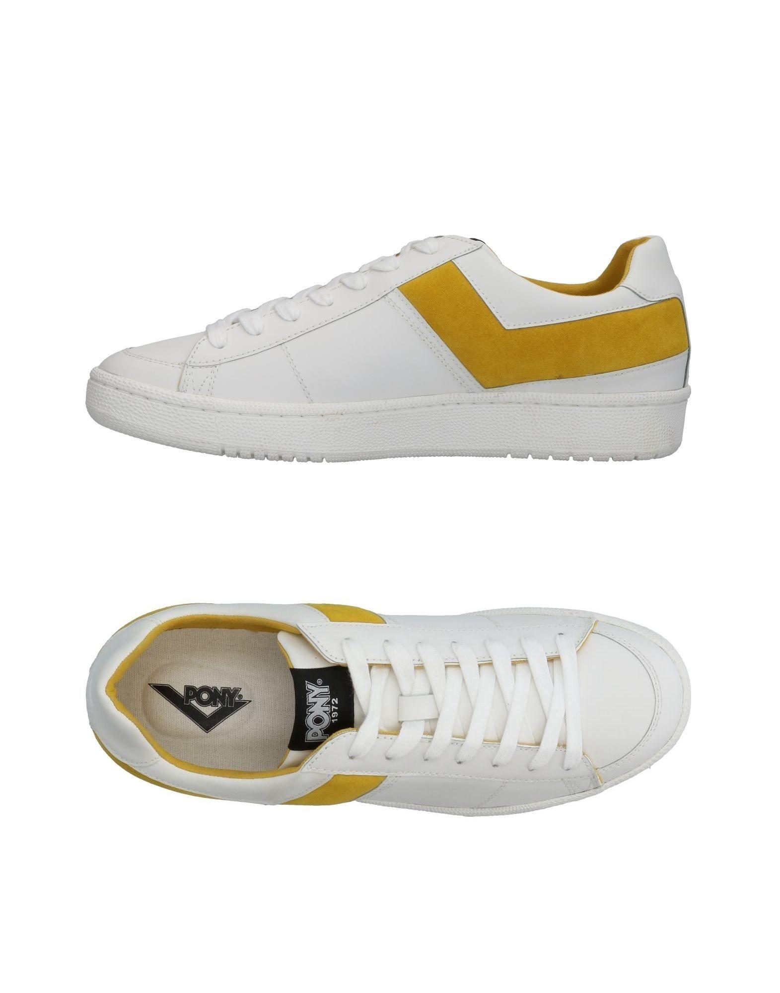 Rabatt echte Schuhe Pony Sneakers Herren  11342658OB