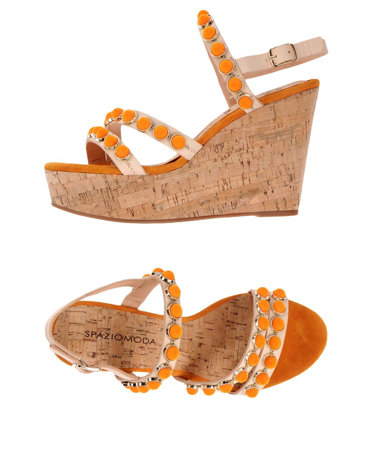 Spaziomoda Sandalen Damen  11342670VC Gute Qualität beliebte Schuhe