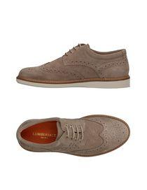 Men Lumberjack Laced Shoes JVk XM05U
