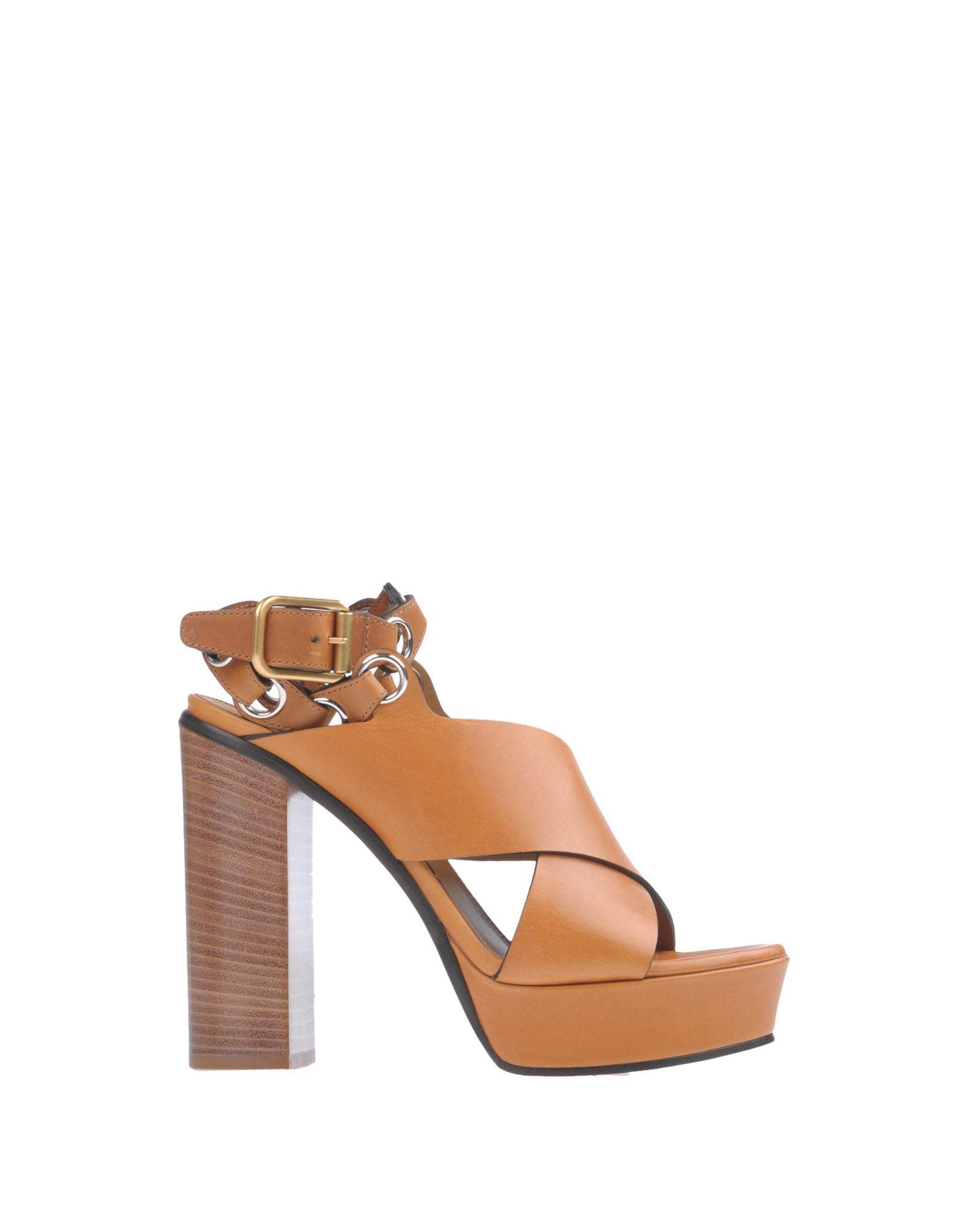 Haltbare Mode billige Schuhe Chloé Sandalen Damen  11342763HV Heiße Schuhe