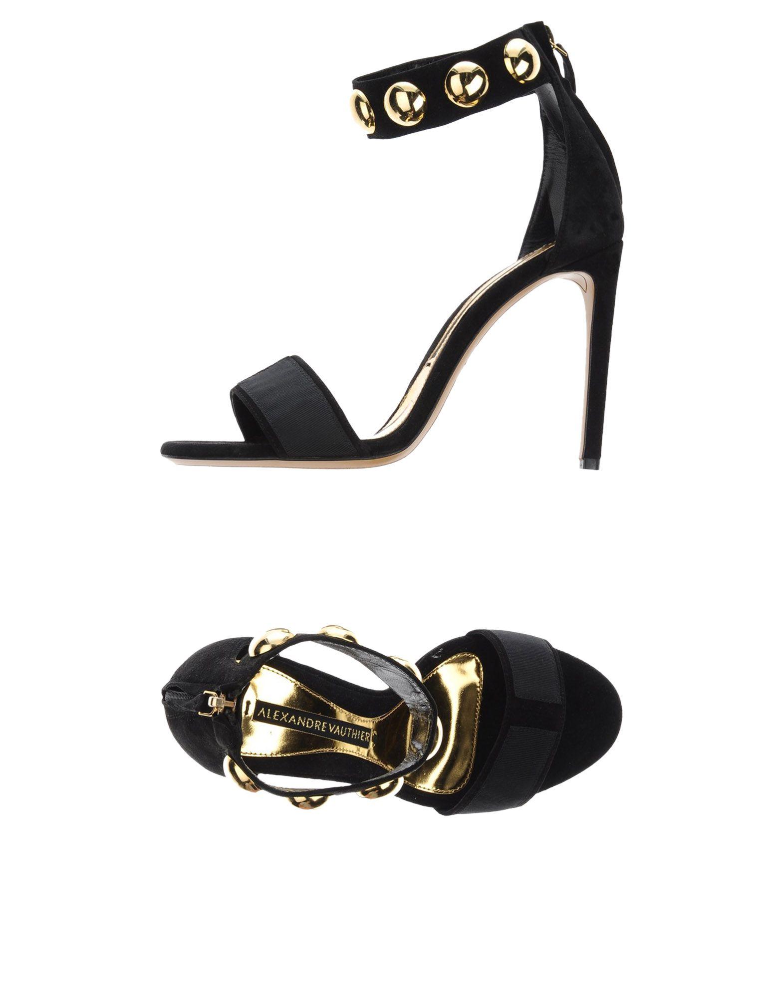 Stilvolle billige Schuhe Alexandre Vauthier Sandalen Sandalen Sandalen Damen  11342806NA 2e46d2