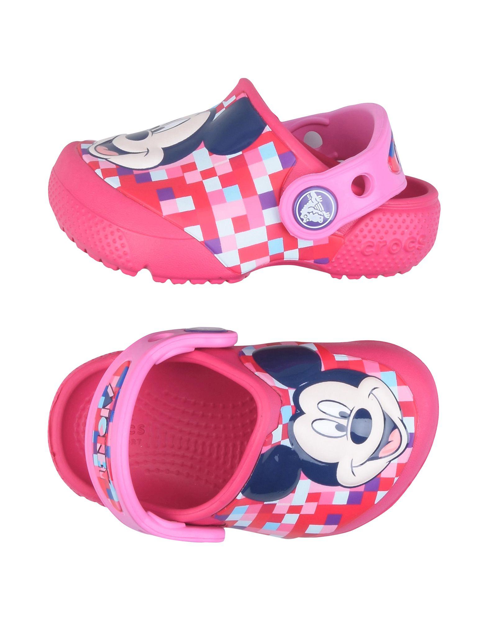d2f06e6b7 Crocs Beach Footwear Girl 0-24 months online on YOOX Belgium