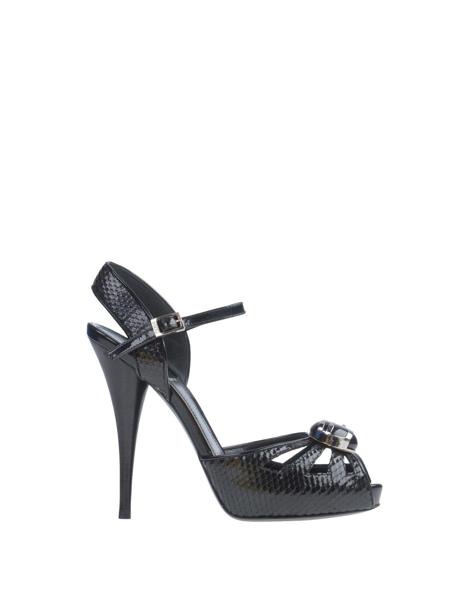Sandales Fendi Femme - Sandales Fendi sur