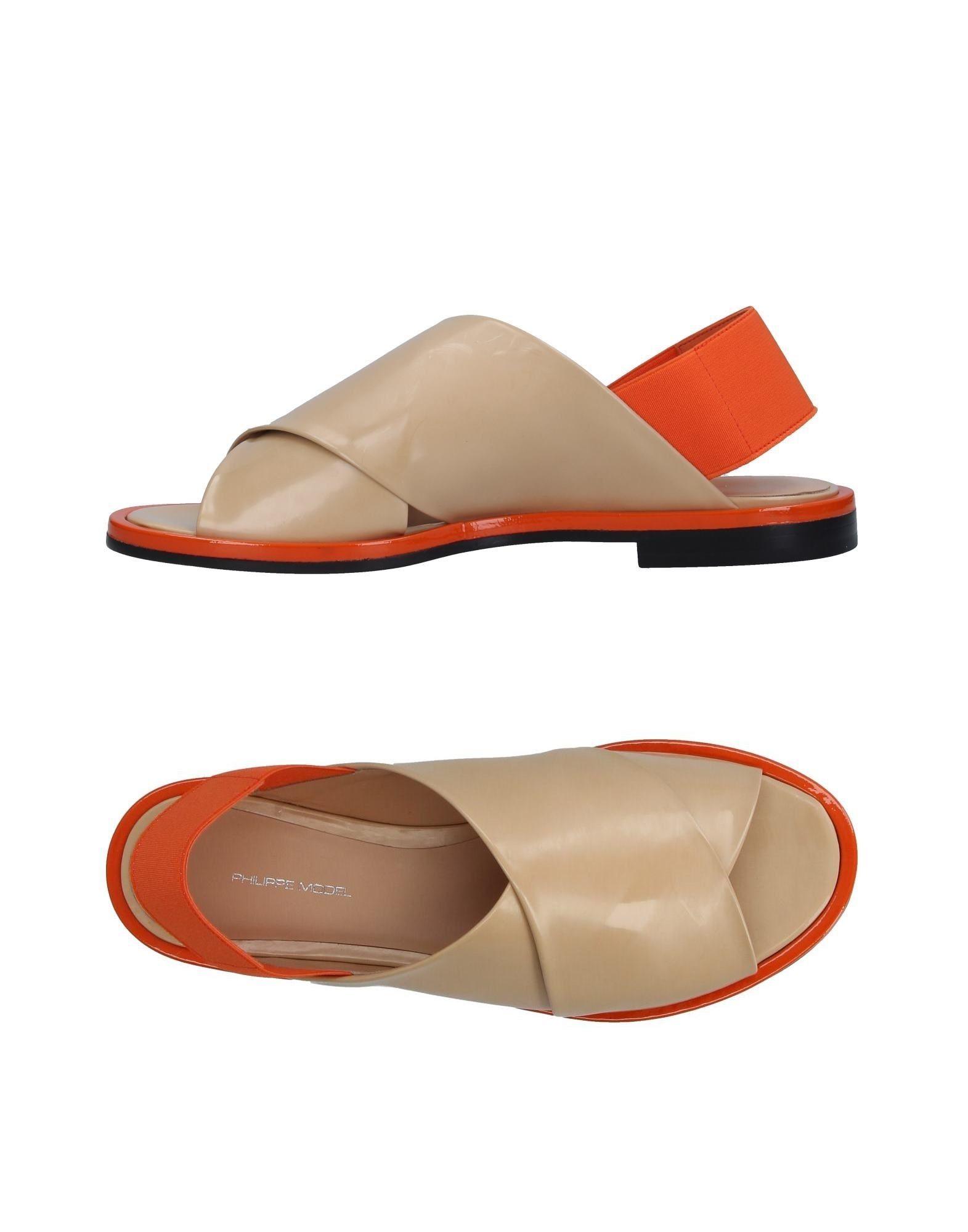 Philippe Model Sandalen Damen  11342960BLGut aussehende strapazierfähige Schuhe