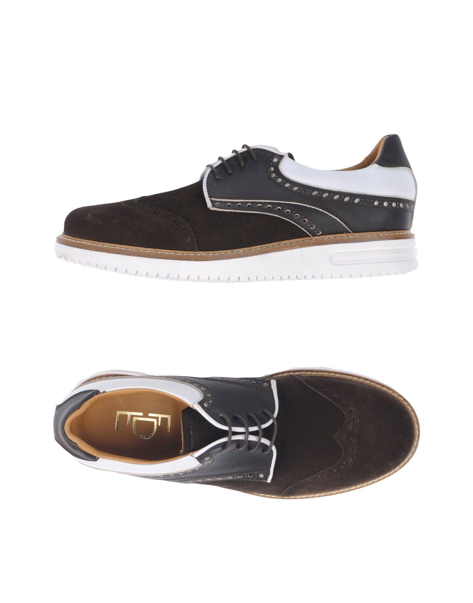 Rabatt echte Schuhe Fdf Shoes Schnürschuhe Herren  11342996TX