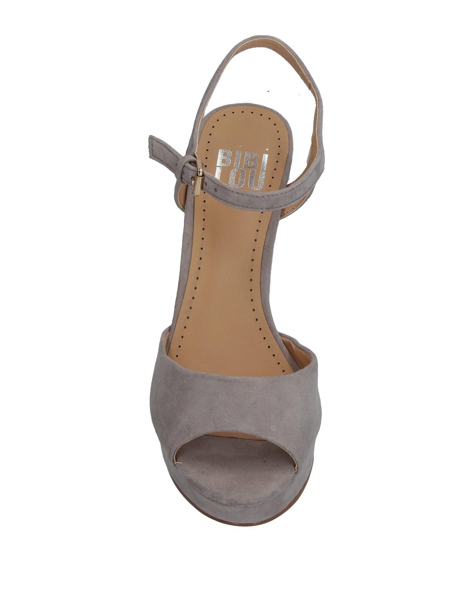 Bibi Lou Lou Bibi Sandalen Damen  11343038BH Neue Schuhe c8593d