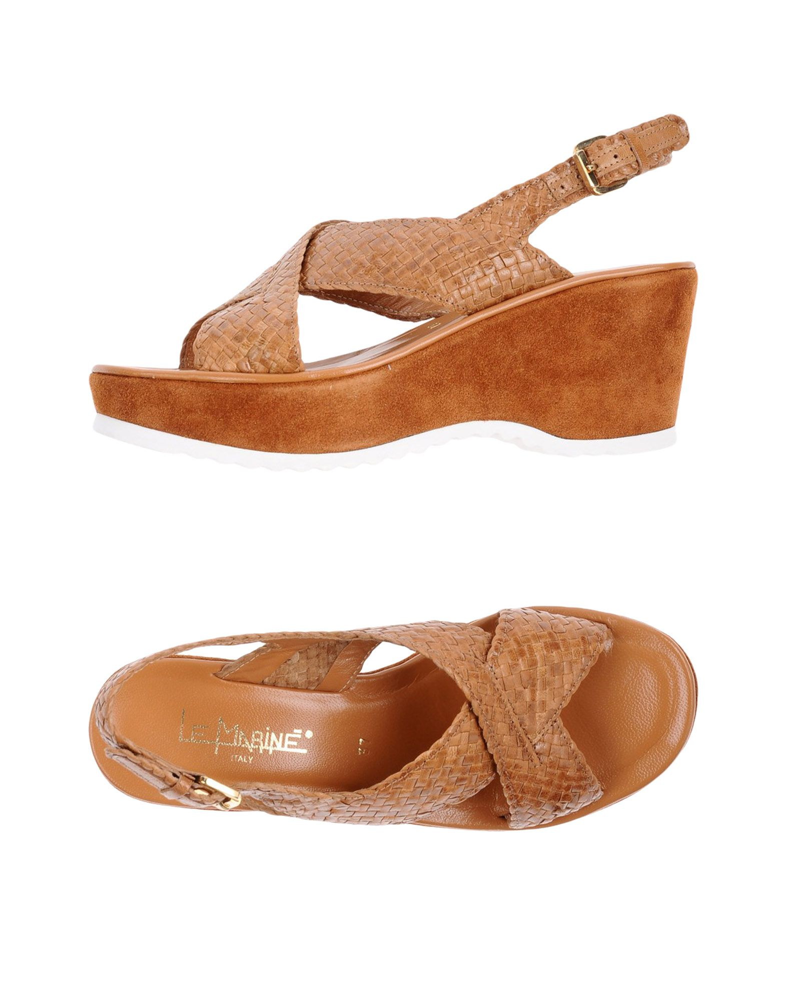 Le Marinē Sandalen Damen  11343167GJ Gute Qualität beliebte Schuhe