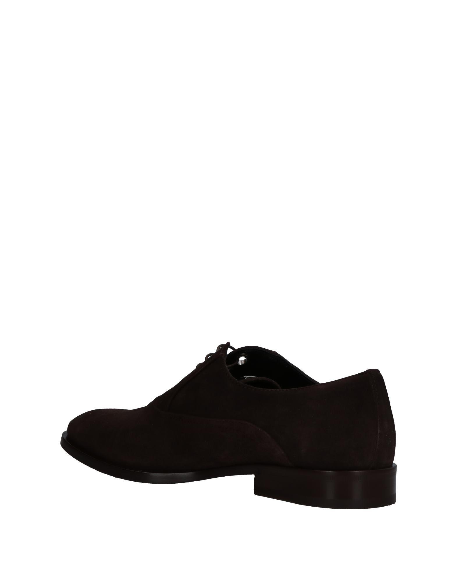 Chaussures - Chaussures À Lacets Alessandro Dellacqua 93xK1cUZr