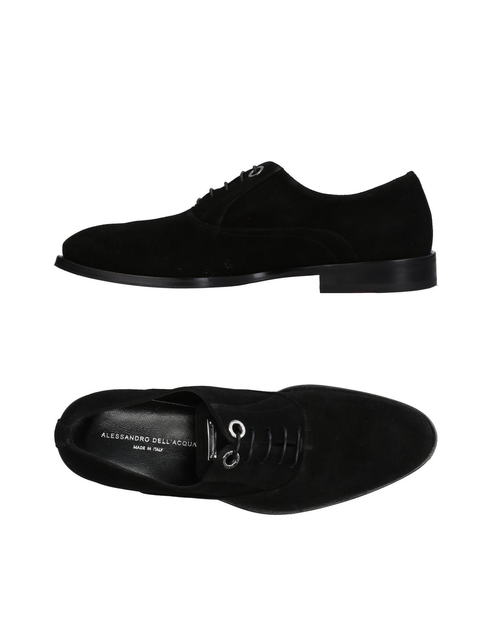 Alessandro Dell'acqua Schnürschuhe Herren  11343372TI Gute Qualität beliebte Schuhe