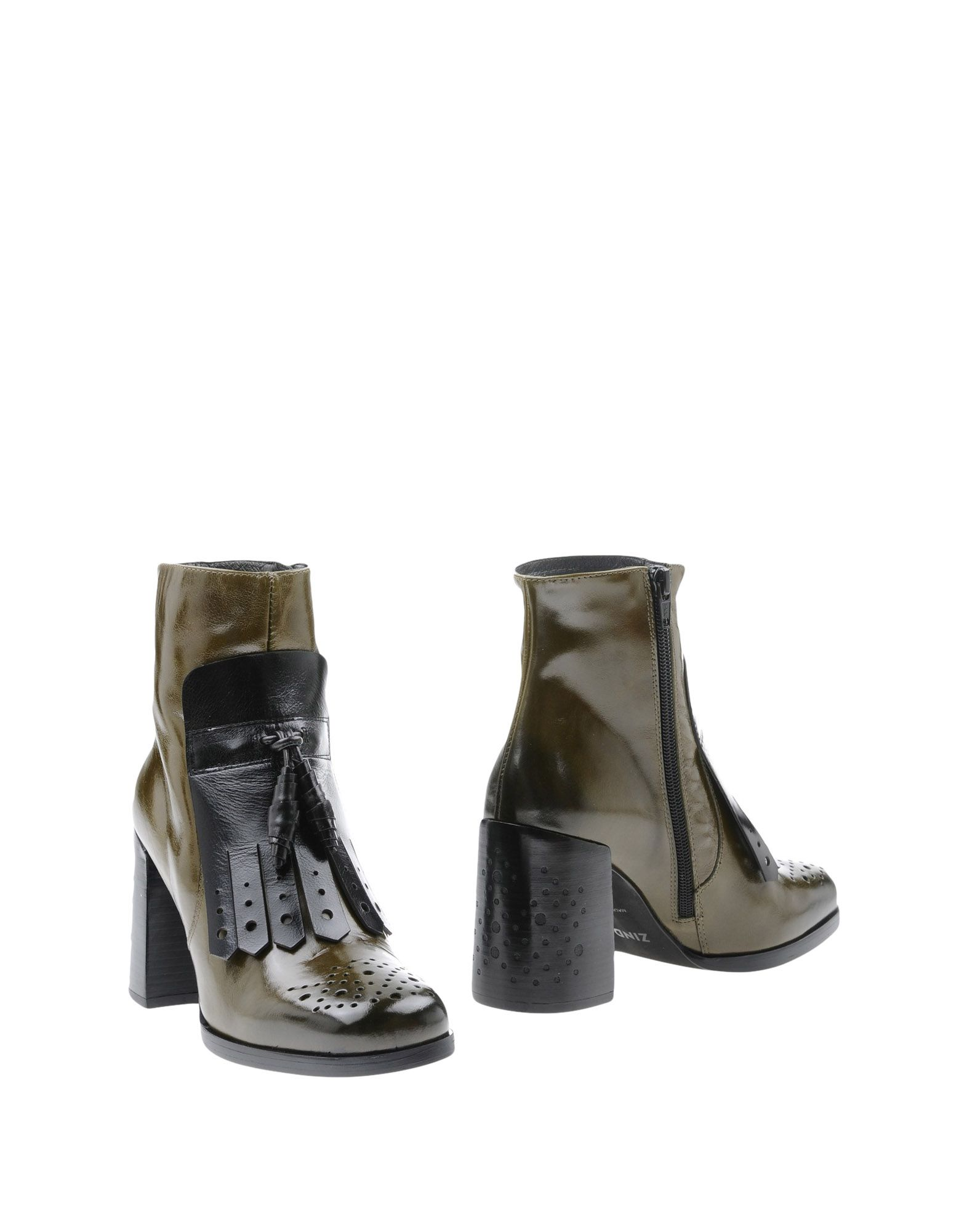 Zinda Stiefelette Damen  11343408TLGut aussehende strapazierfähige Schuhe